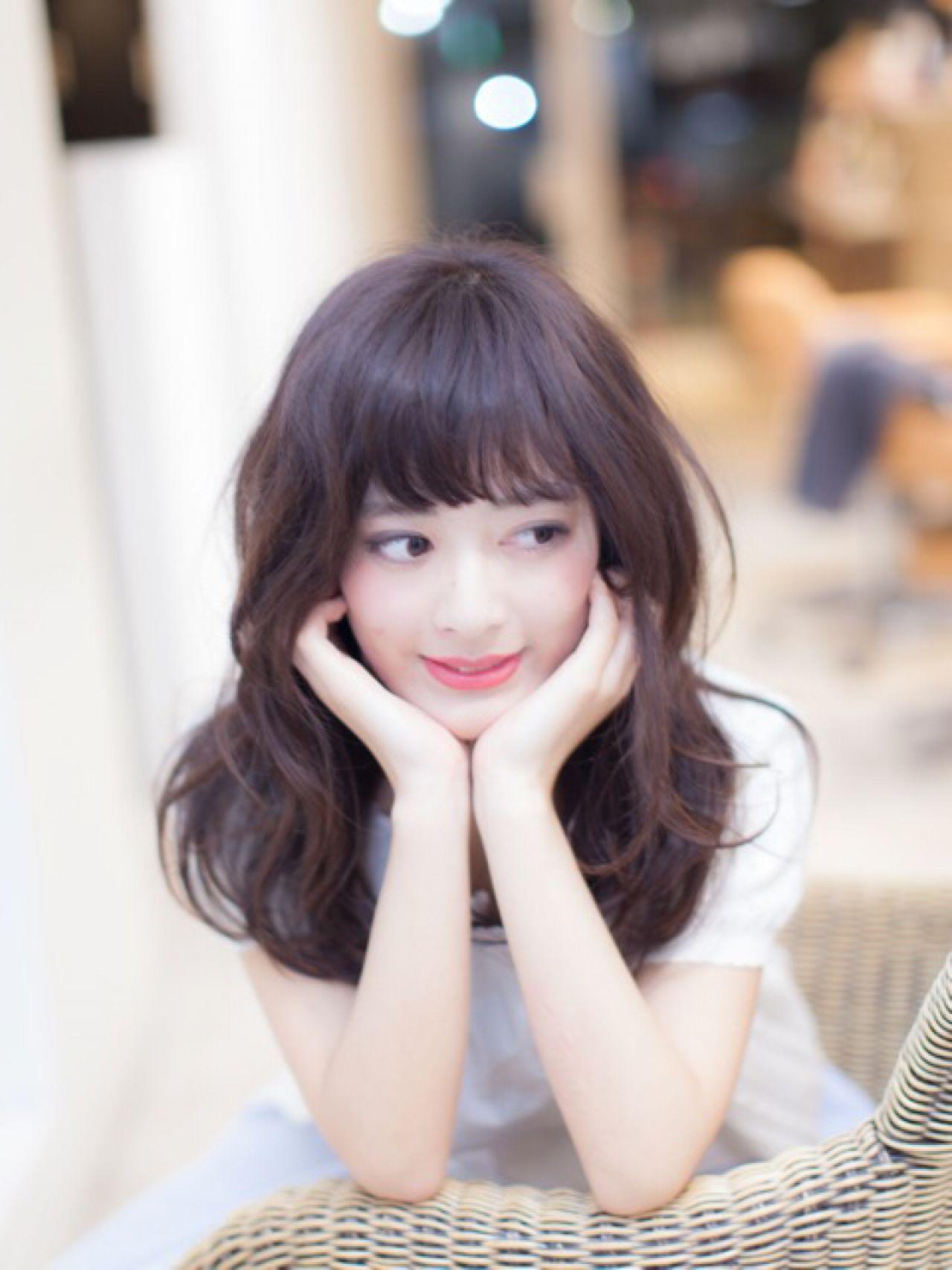 """おしゃれさんが選ぶのは、やっぱり""""暗髪""""♡ Seki Toshihisa / Sand NATURAL&BEAUTY"""