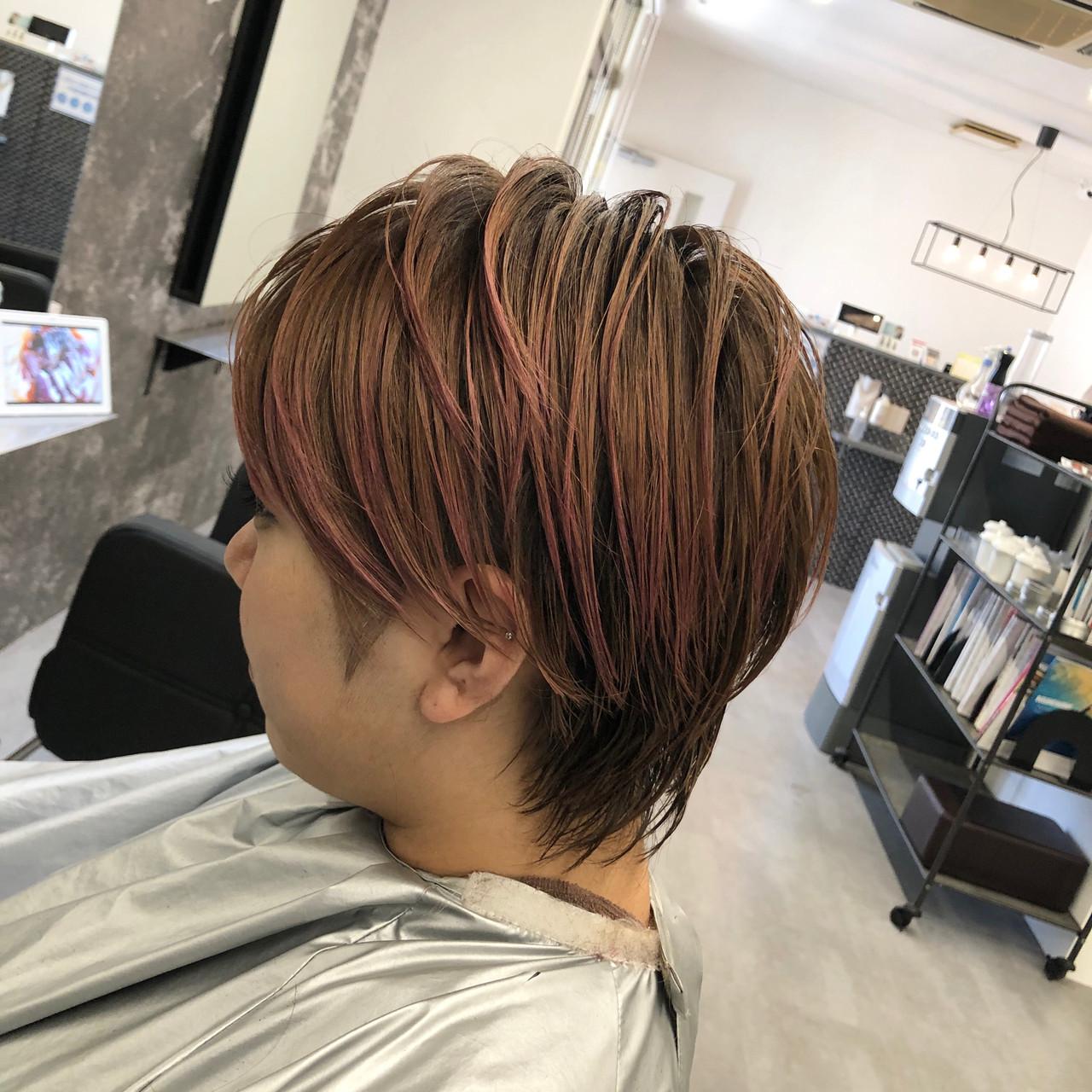 ショートヘア ショート ストリート ショートボブヘアスタイルや髪型の写真・画像