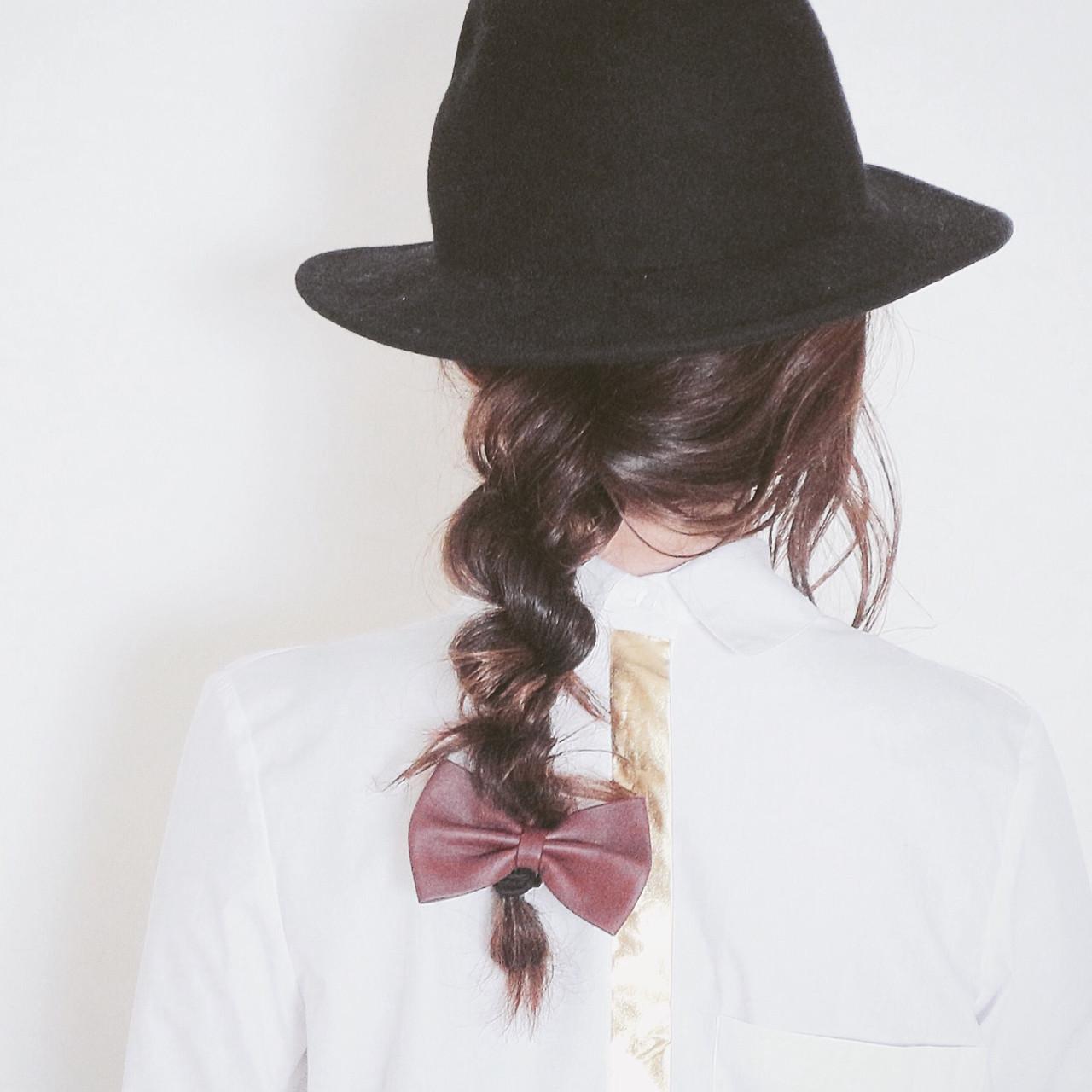 不器用さんでも試す価値あり!簡単なのに凝ってる様にみえるヘアアレンジレッスン ◆Takumi◆