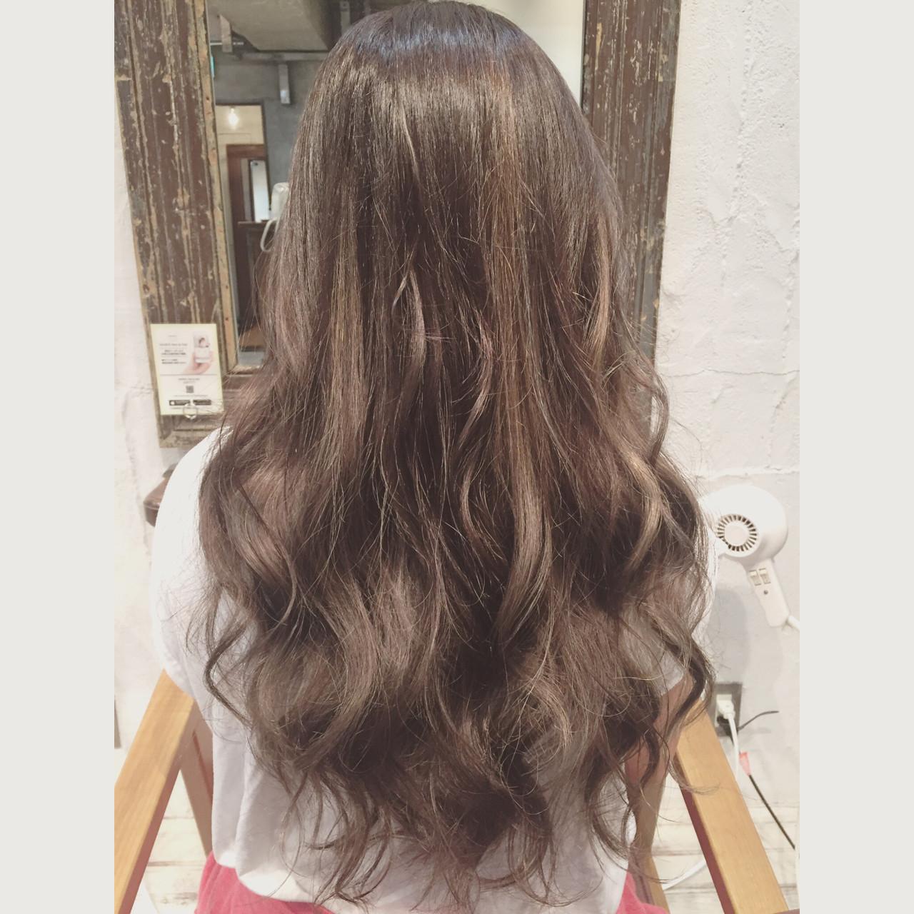 グラデーションカラー ゆるふわ ピュア ハイライト ヘアスタイルや髪型の写真・画像 | C-ZONE FBeauty村山 武 / C-ZONE by FBeauty