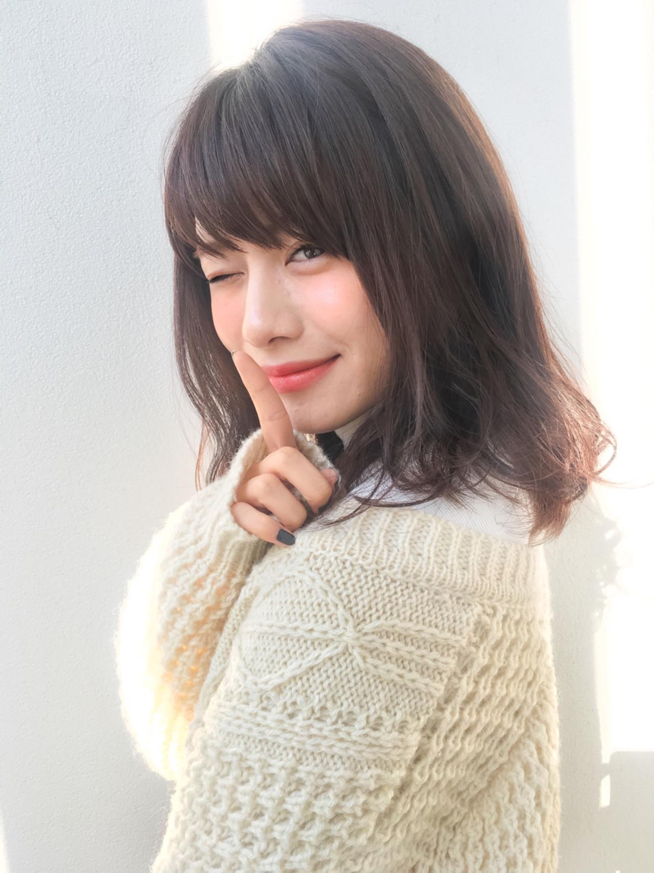 こなれ感 大人女子 ニュアンス パーマ ヘアスタイルや髪型の写真・画像 | lora.garden 細田真吾 / lora.garden
