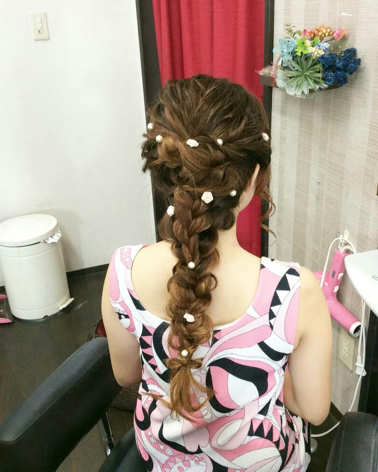 ナチュラル ロング ヘアスタイルや髪型の写真・画像 | rumiLINKS美容室 / リンクス美容室
