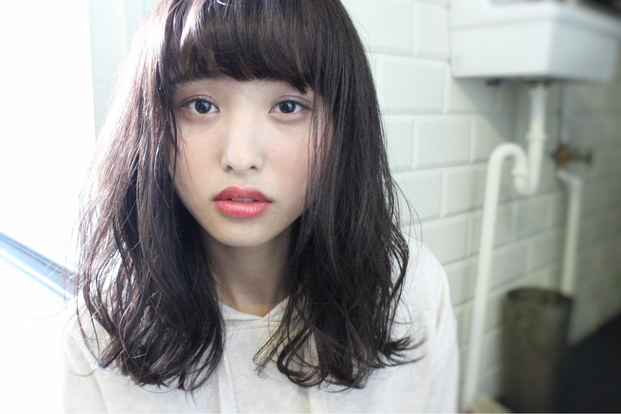 こなれ感 ニュアンス 大人女子 ゆるふわ ヘアスタイルや髪型の写真・画像   上田智久 / ooit 福岡 天神 / ooit