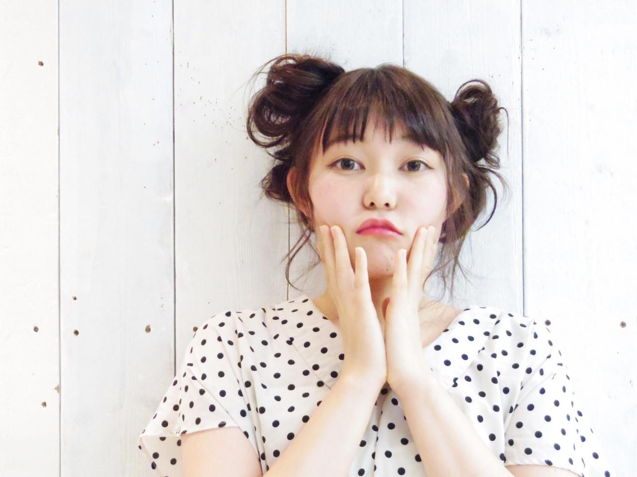 涼しげ 大人かわいい フェミニン 夏 ヘアスタイルや髪型の写真・画像 | Namika Kitamura /