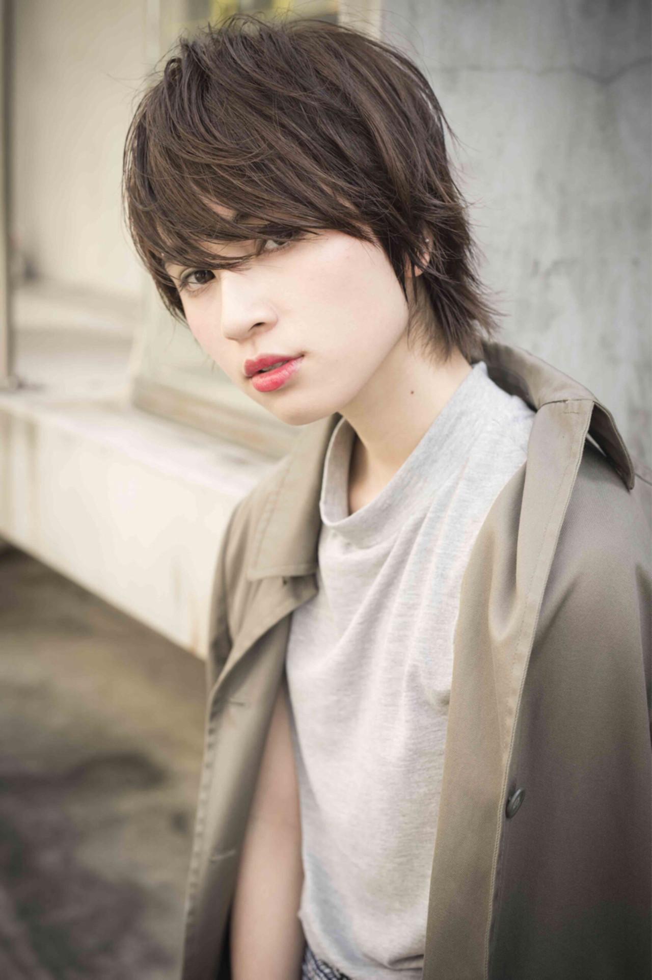 ボーイッシュな髪型ならハンサムショートがおしゃれ女子にオススメ♡ 【hair】