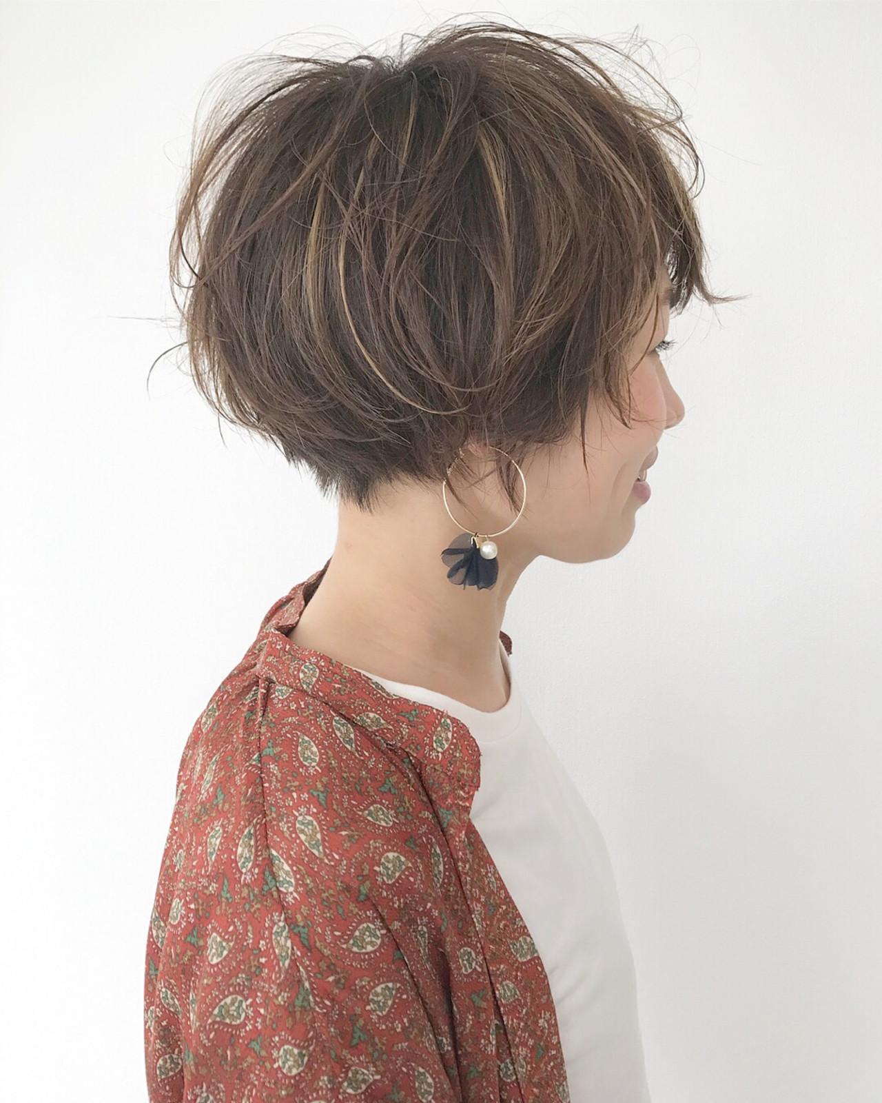 小顔 ミルクティーベージュ こなれ感 ガーリーヘアスタイルや髪型の写真・画像