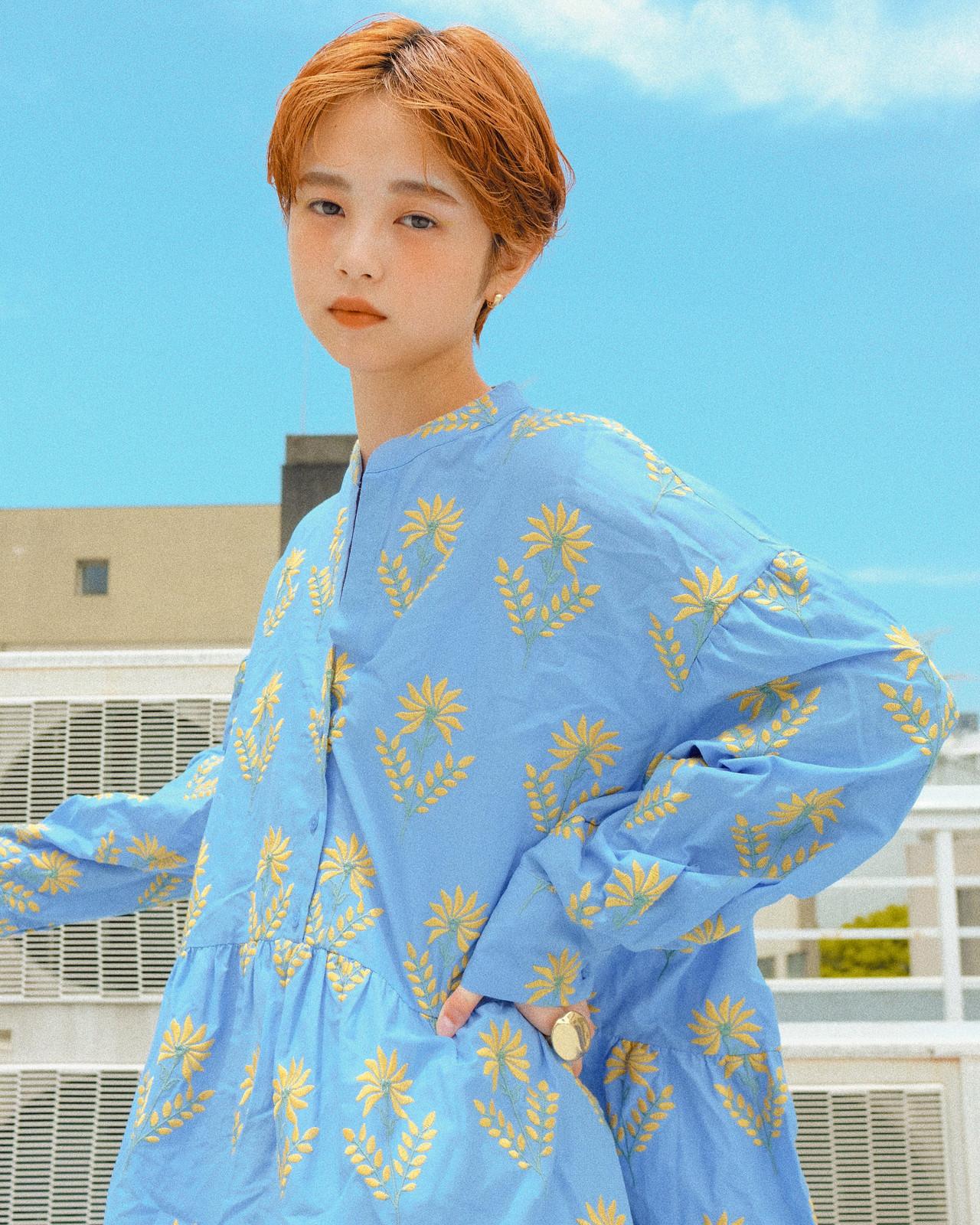 スポーツ アウトドア デート 大人かわいい ヘアスタイルや髪型の写真・画像   YUJI / LIICHI / LIICHI (リイチ)