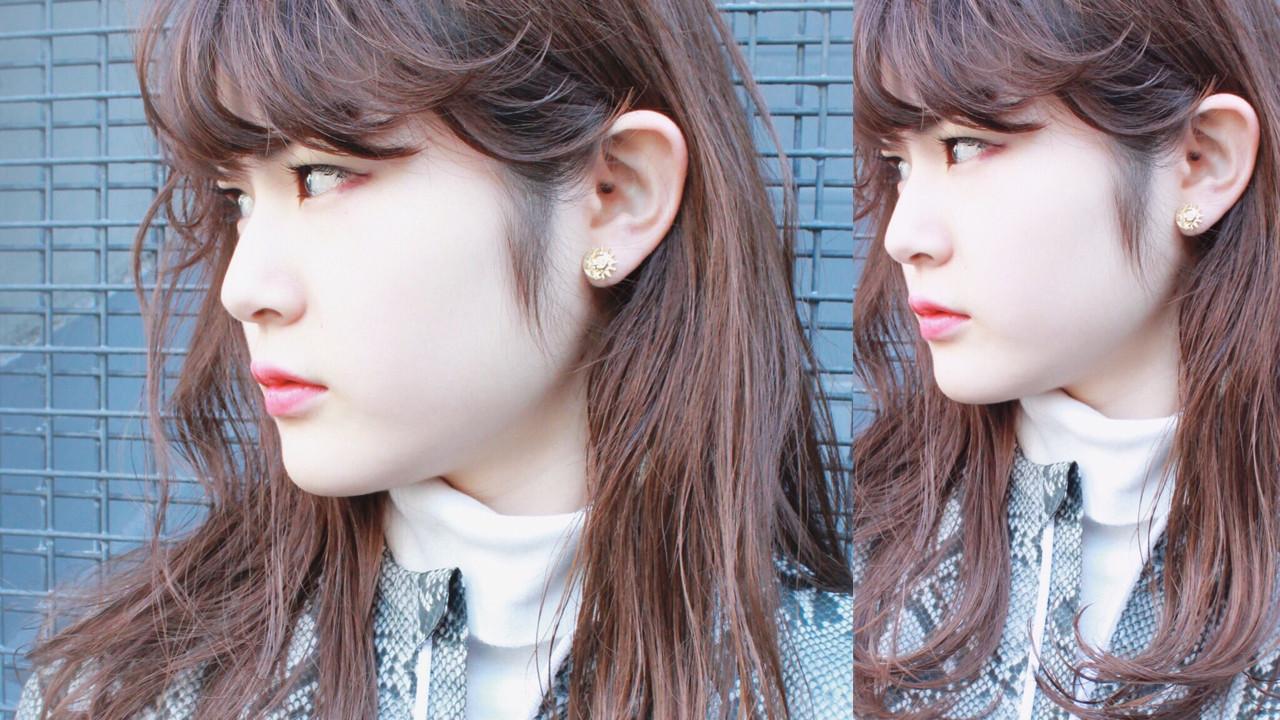 モテを呼び込む前髪パーマ。忙しい朝とはおさらば☆ 永井 美菜子 / bibito