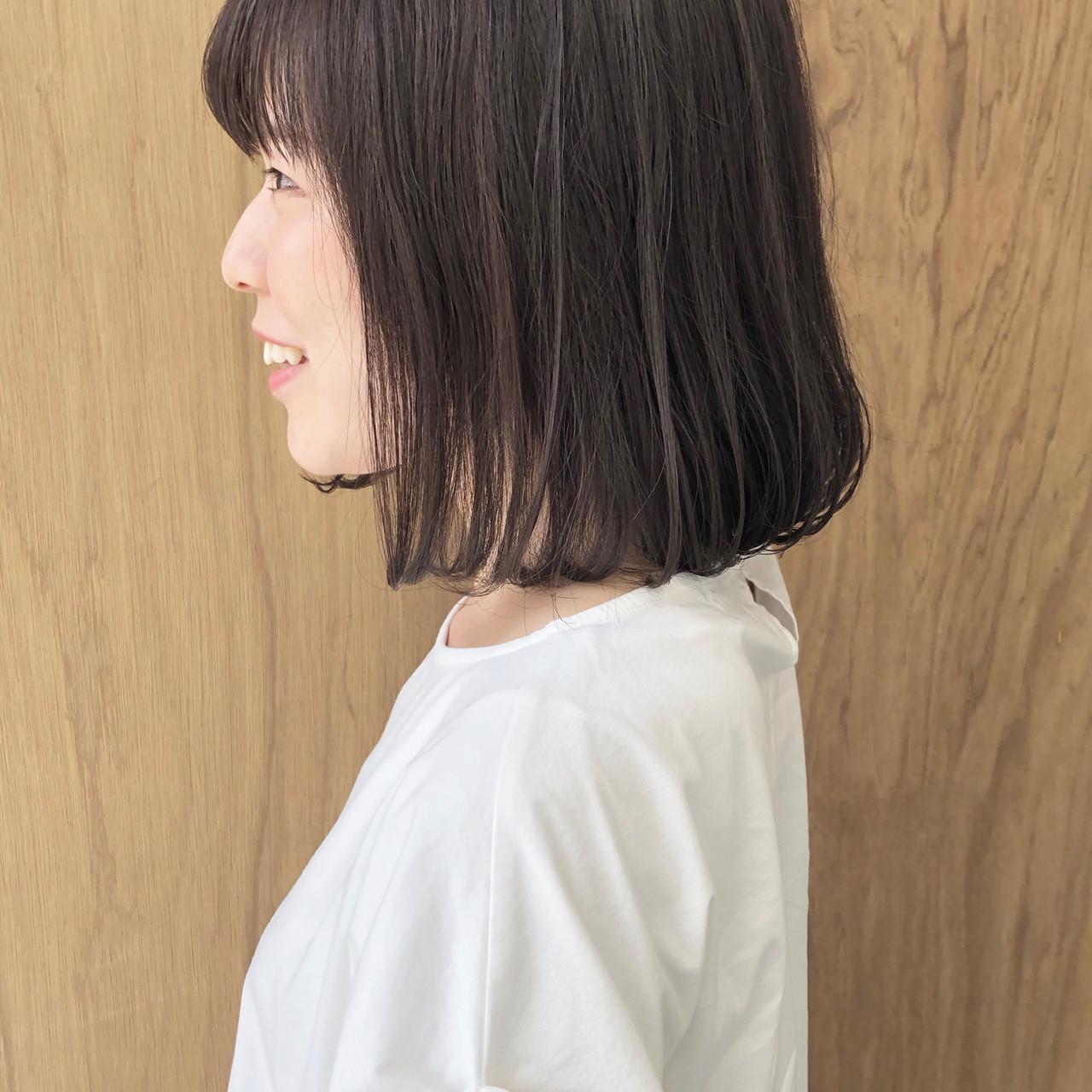 グラデーションカラー ボブ 外ハネボブ ショートボブ ヘアスタイルや髪型の写真・画像 | 松井勇樹 / TWiGGY  歩行町店