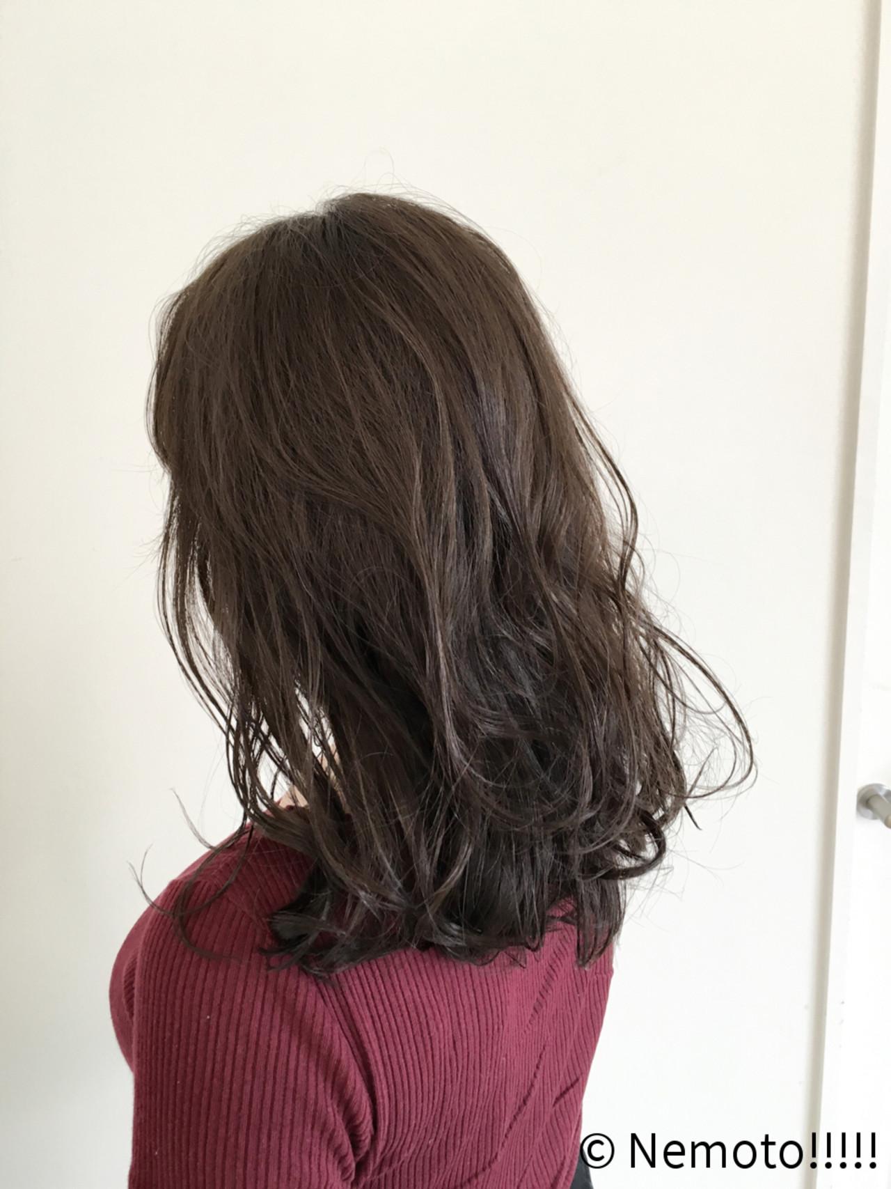 次の髪色はこれで決まり。話題のグレージュ総まとめ! Nemoto!!!!!
