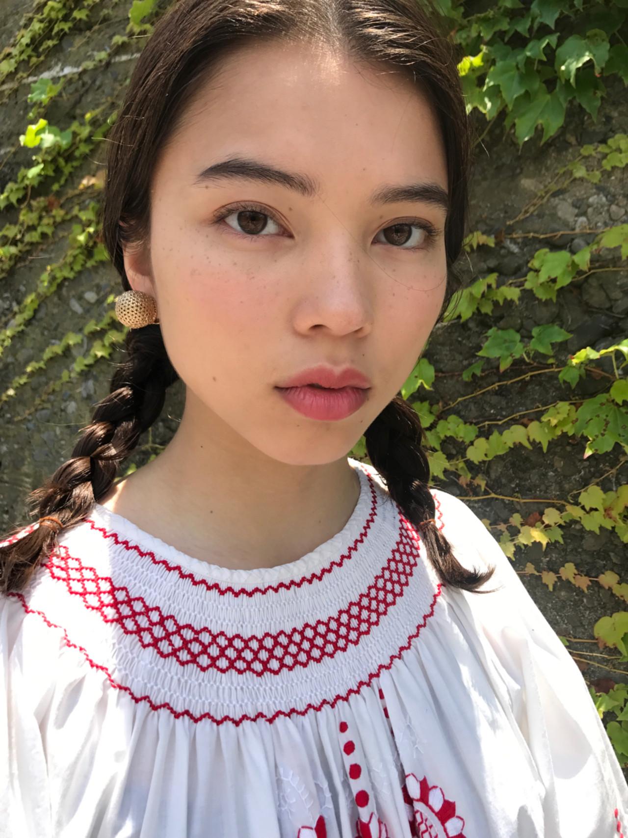 涼しげ 色気 アウトドア モード ヘアスタイルや髪型の写真・画像 | 小西敬二郎 / Heartim