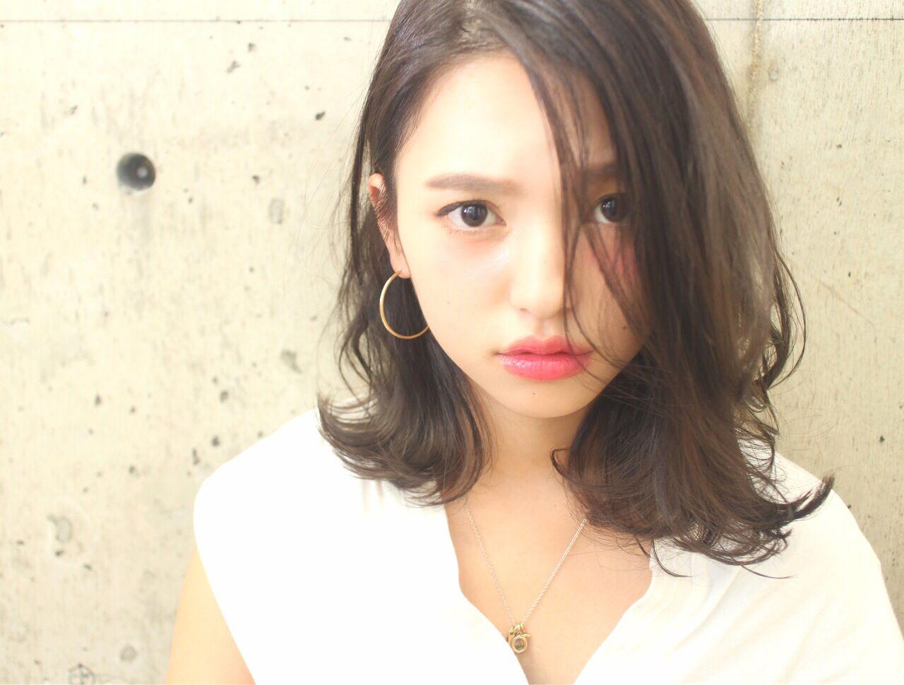 黒髪だって大丈夫!学校でもできるヘアアレンジ「ミディアム編」 米川光平/melgina(メルジーナ)