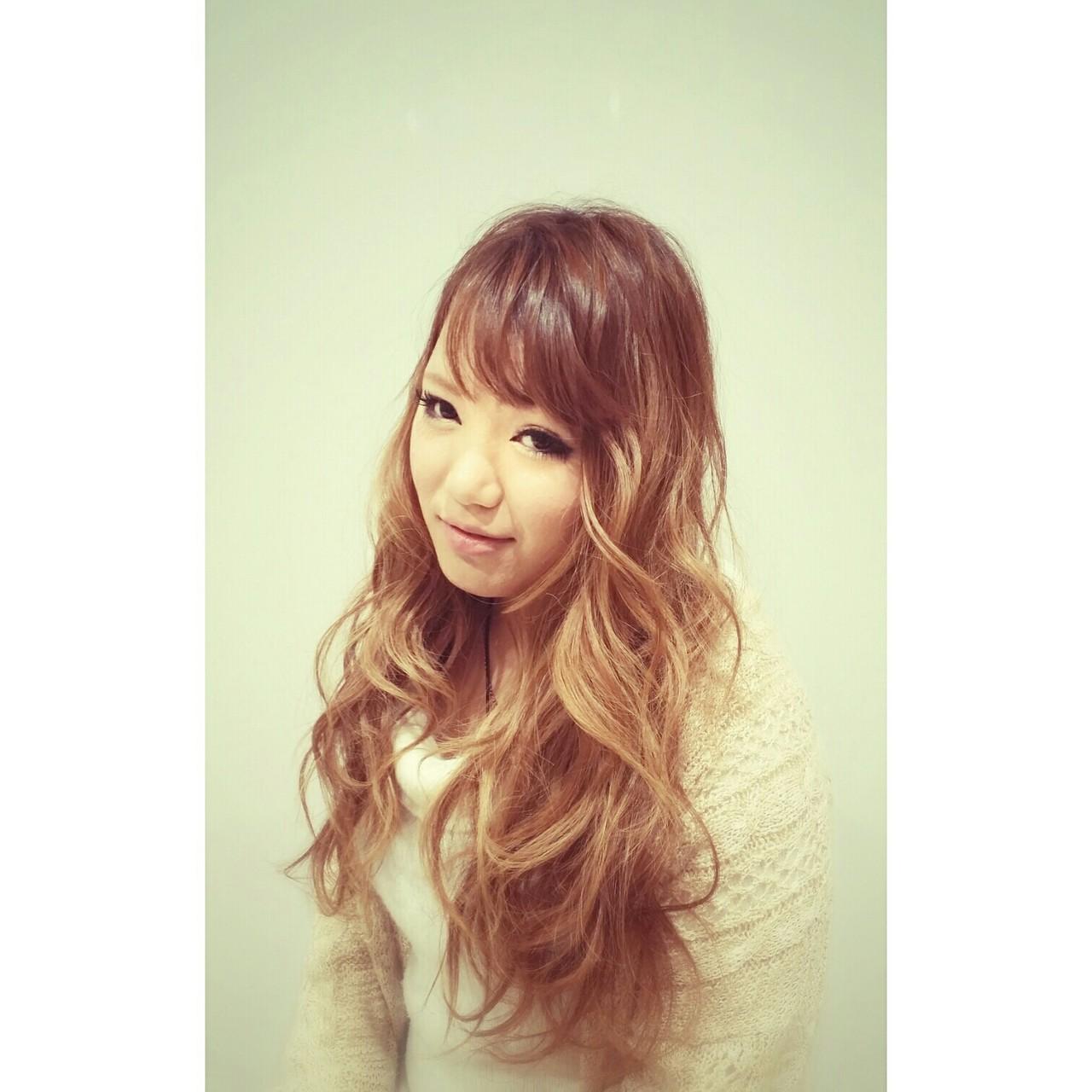 フェミニン 大人かわいい ナチュラル ゆるふわ ヘアスタイルや髪型の写真・画像 | syota matsui / saLyu hair resort