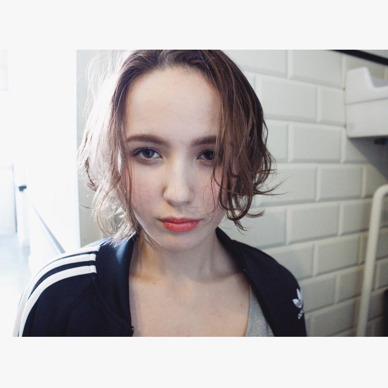 こなれ感 大人女子 ニュアンス パーマ ヘアスタイルや髪型の写真・画像 | 上田智久 / ooit 福岡 天神 / ooit