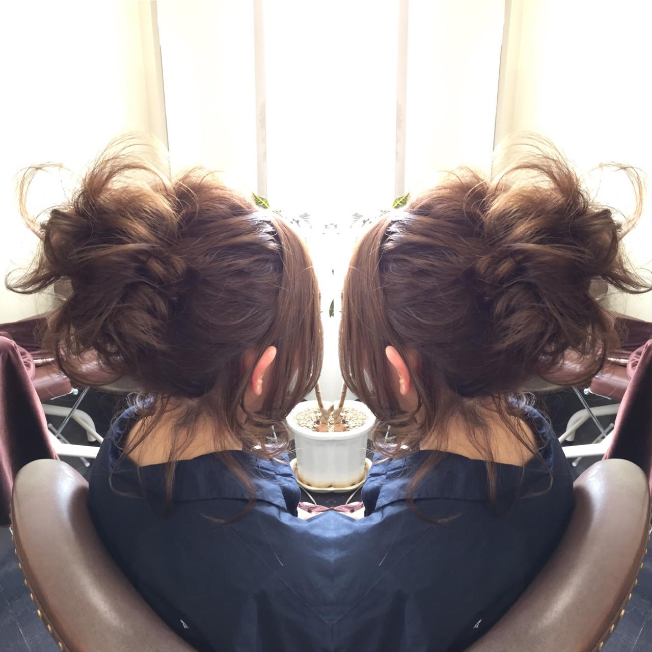 デート セミロング かわいい フェミニンヘアスタイルや髪型の写真・画像