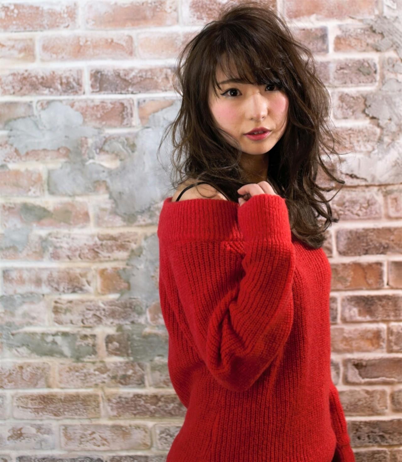 ゆるふわ ナチュラル 大人かわいい フェミニン ヘアスタイルや髪型の写真・画像   千葉健太郎 / soenxclover