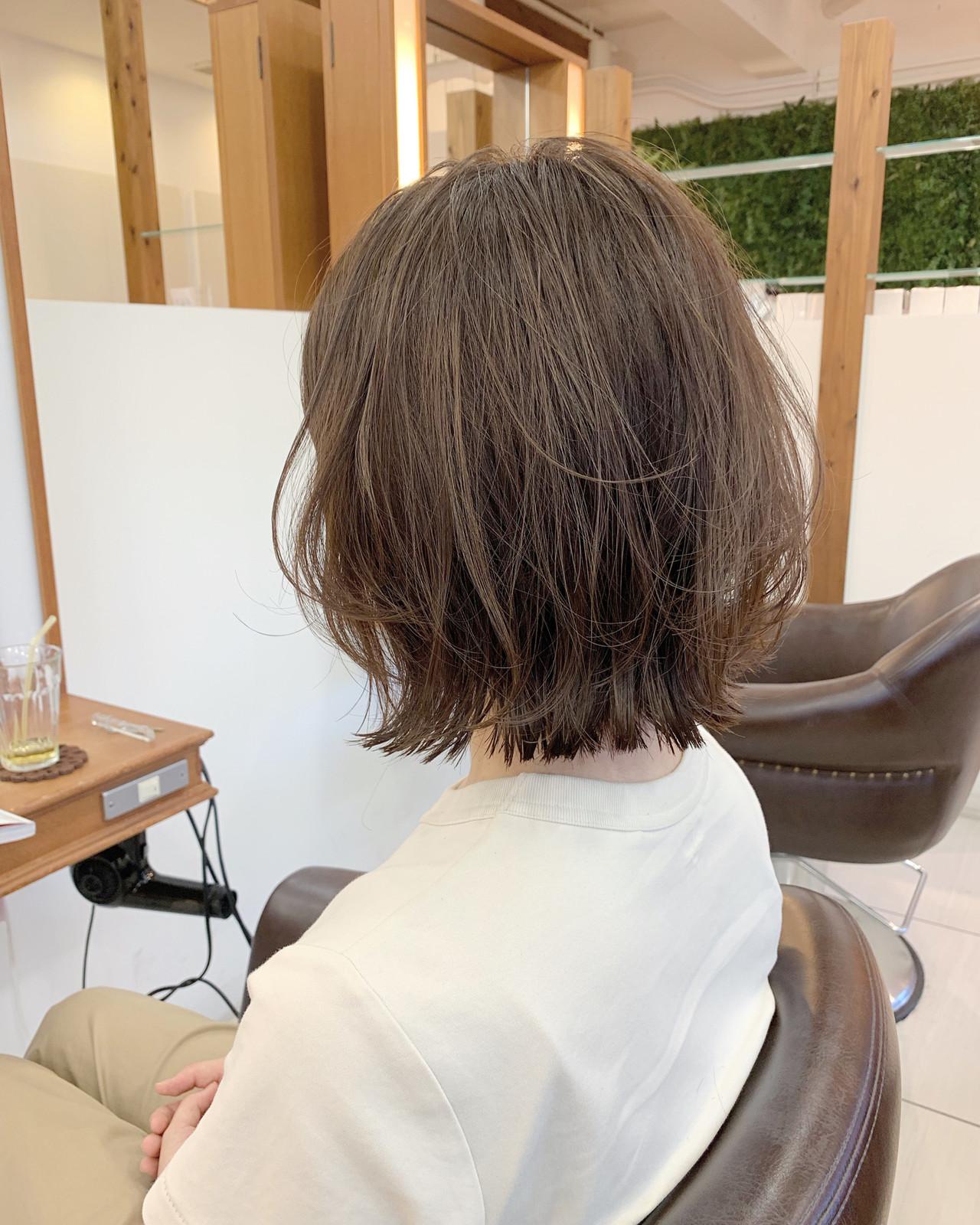 簡単ヘアアレンジ まとまるボブ  可愛い ヘアスタイルや髪型の写真・画像 | 【つくば美容師】ショートヘア愛好家/矢崎 翔太 / ジールサロン