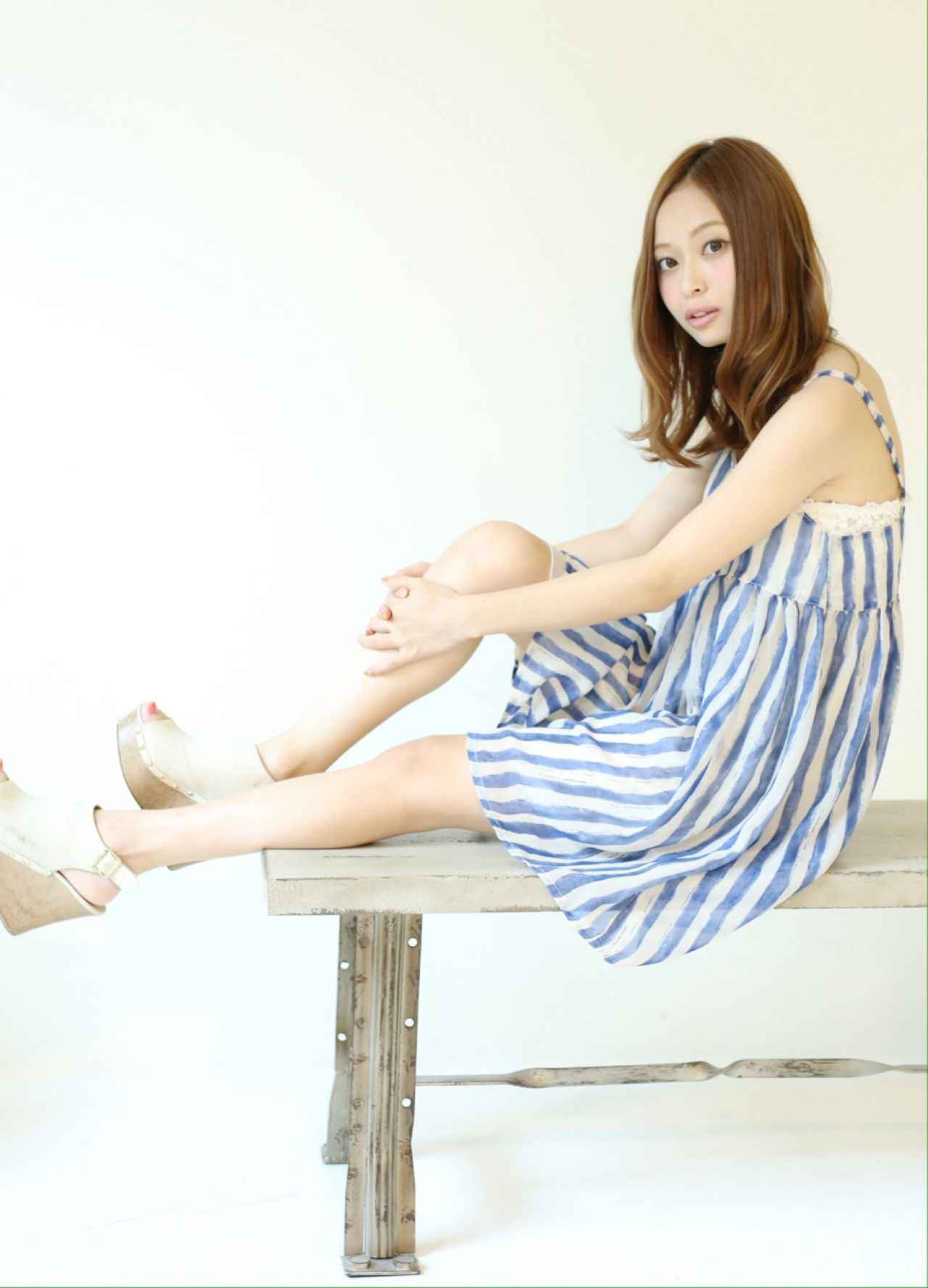 ゆるふわ 大人かわいい モテ髪 外国人風 ヘアスタイルや髪型の写真・画像 | 黒川明男 / florun.