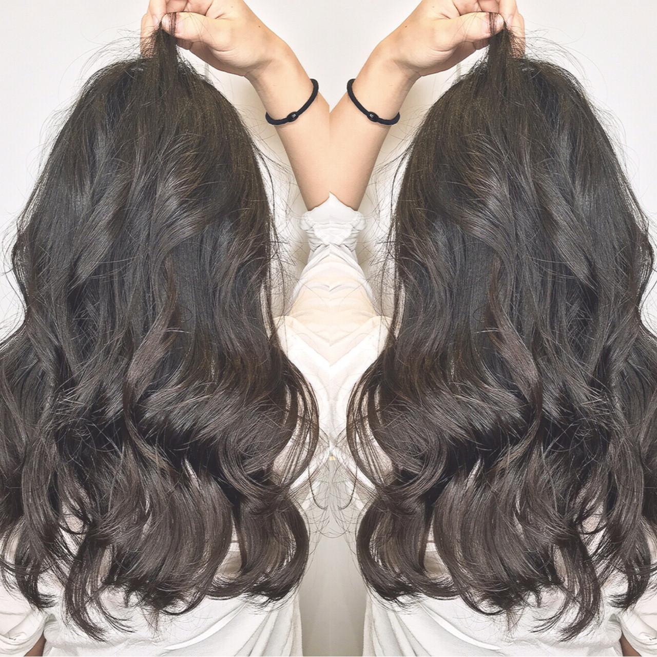 オフィス 外国人風 リラックス ナチュラル ヘアスタイルや髪型の写真・画像   筒井 隆由 / Hair salon mode