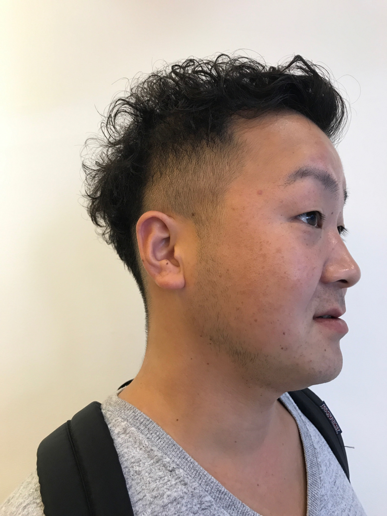 ショート ボーイッシュ 坊主 メンズ ヘアスタイルや髪型の写真・画像   飯島 直彬 / SEES HAIR