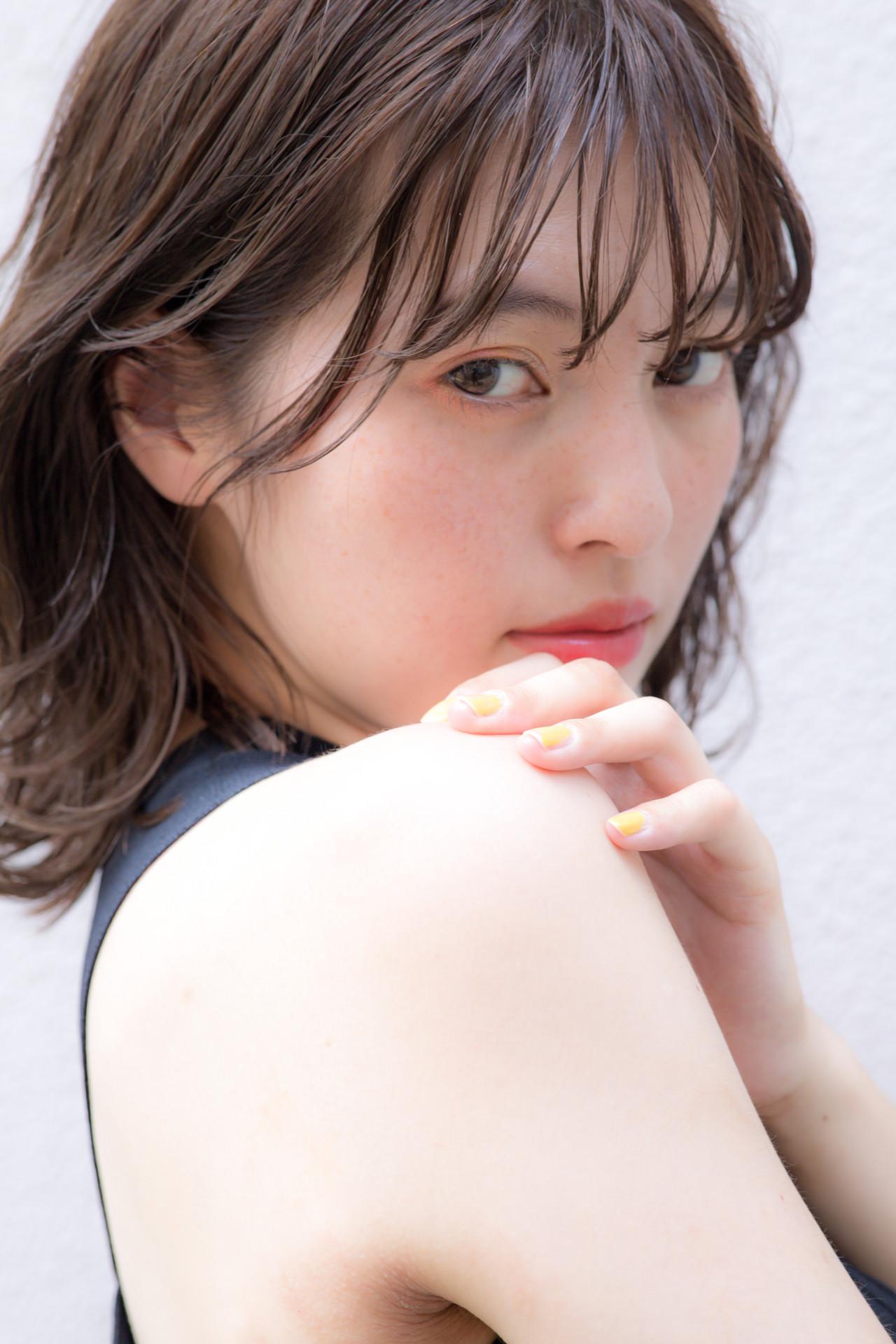 フェミニン ボブ ヘアスタイルや髪型の写真・画像 | 上西健太 / AlicE/LUMINA