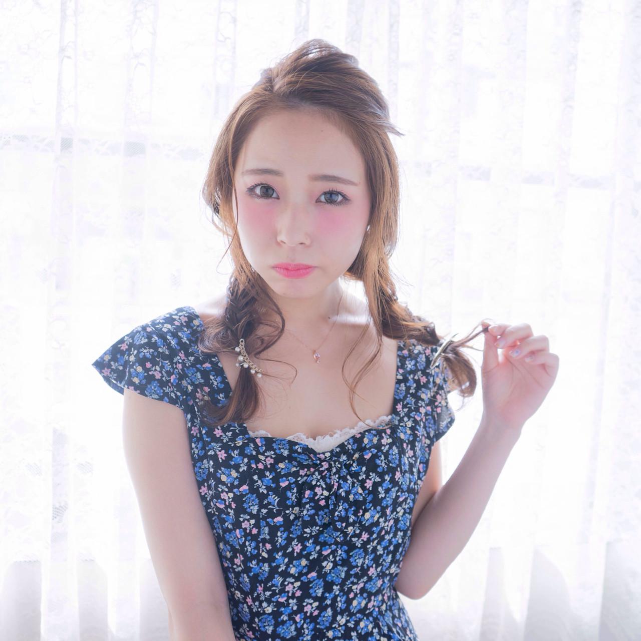 [詳しい方法付き]毎日をオシャレに飾りたい!誰でもできる簡単ヘアアレンジ特集 出典:村松彩 / ojiko.
