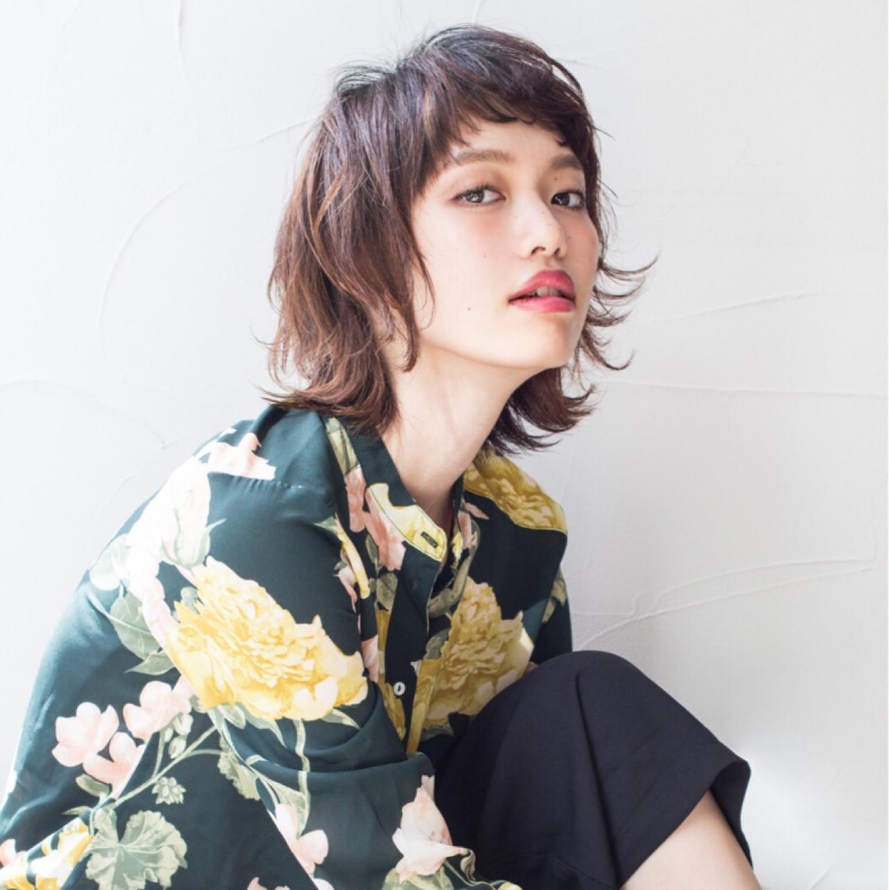 【ショートヘア向け】短くてもピッタリはまる!デジタルパーマスタイル 山田涼一