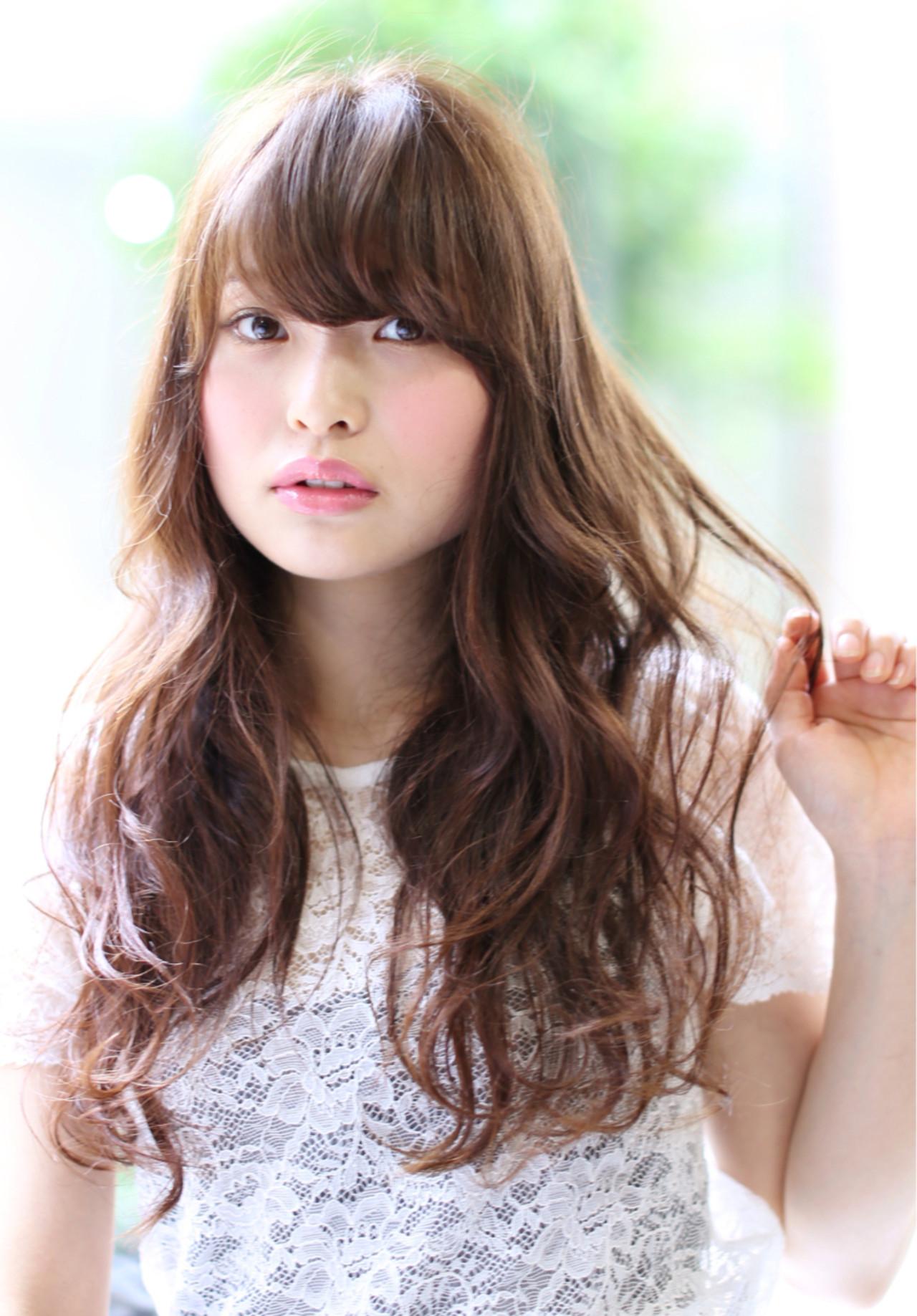 ふわふわ感がたまらない。パ―マで憧れのドーリーガールに♡ Taku Yokose / Digz hair