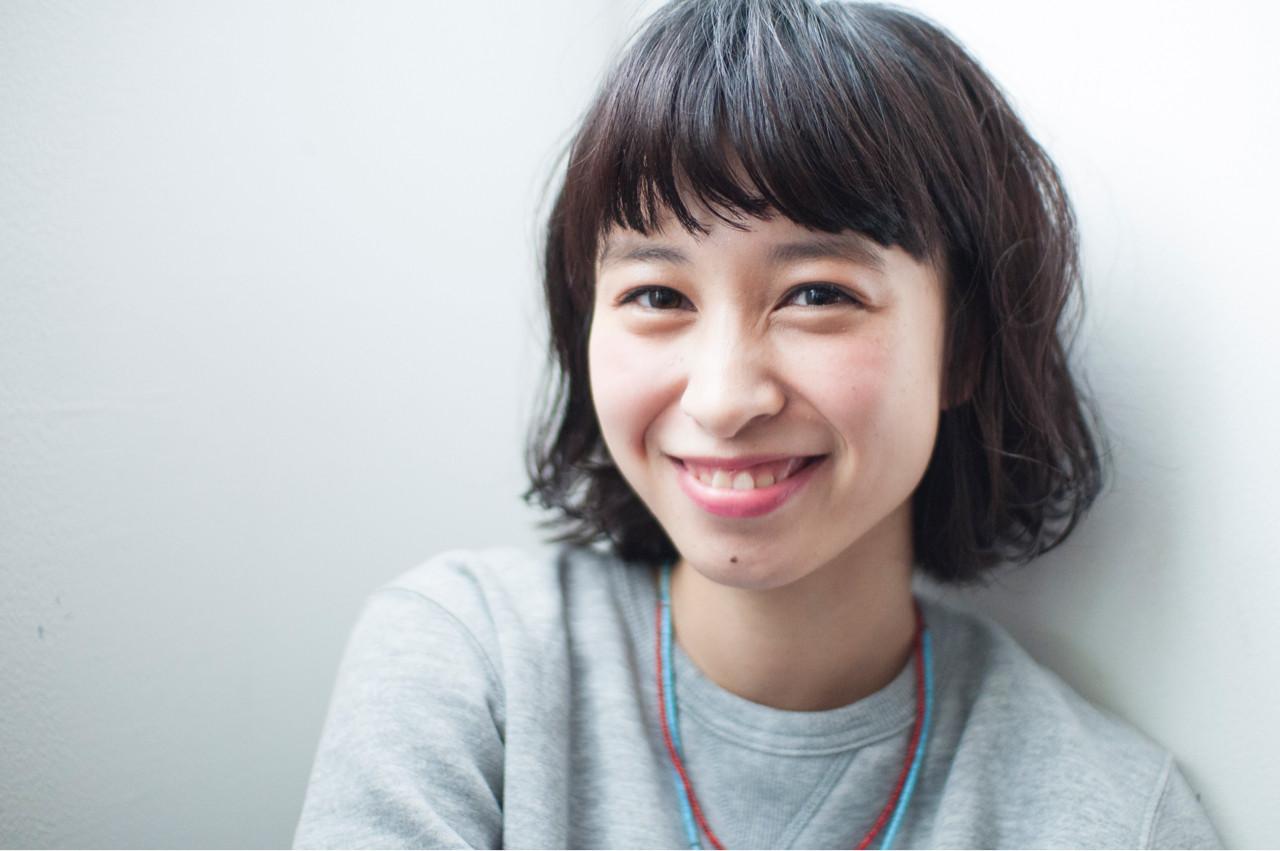 ショート アウトドア 大人かわいい 簡単ヘアアレンジ ヘアスタイルや髪型の写真・画像 | 力石サトシ HOMIE Tokyo /   HOMIE TOKYO