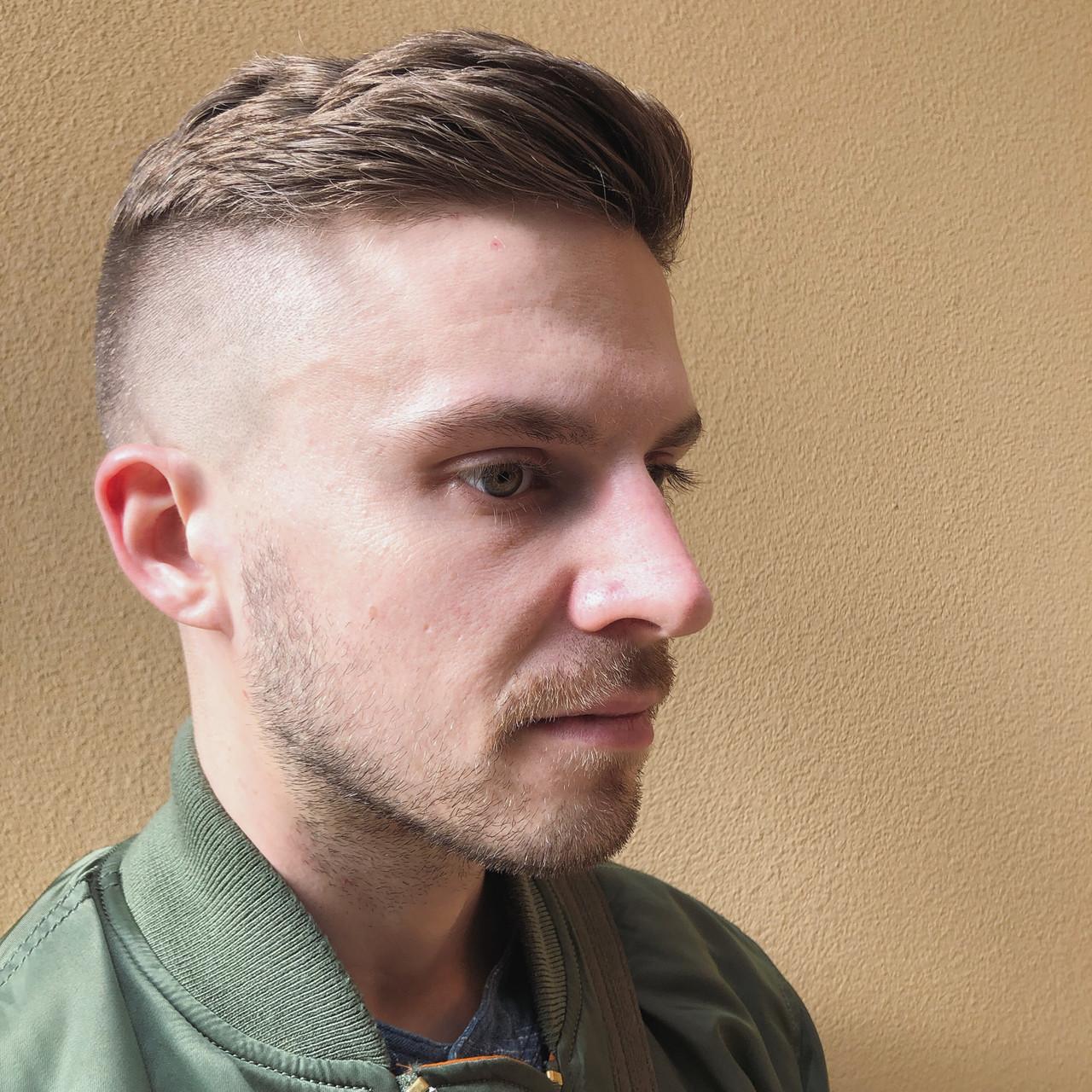 ショート 刈り上げ ボーイッシュ ストリート ヘアスタイルや髪型の写真・画像 | イシガキ ダイスケ / C-LOVe 中目黒