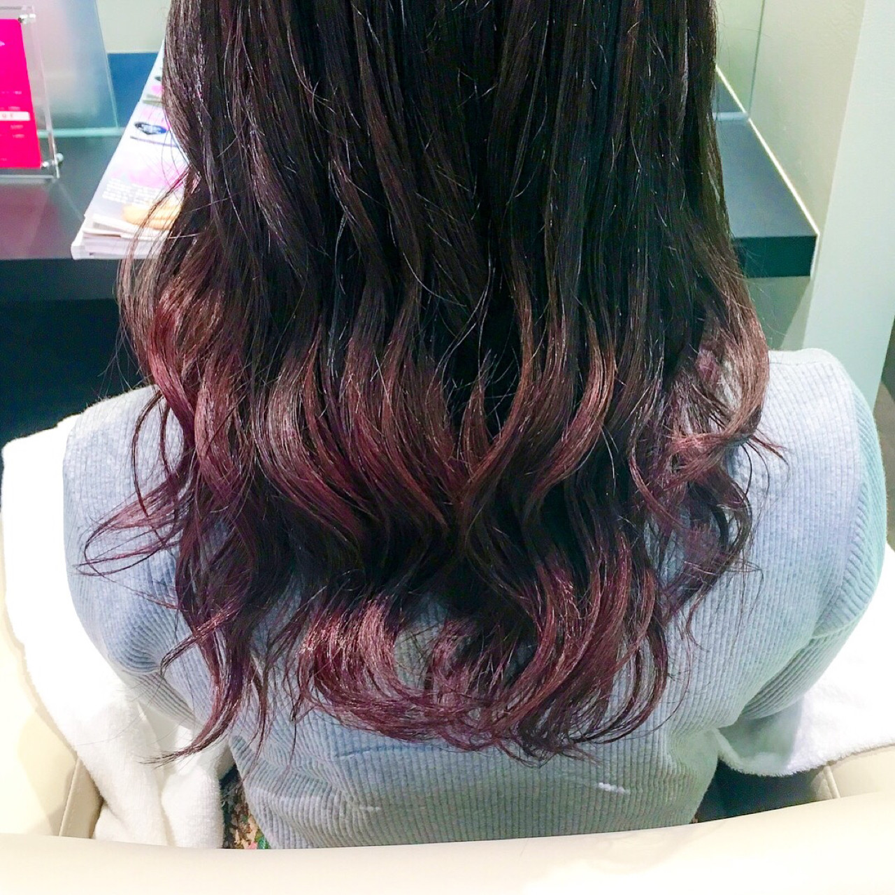 外国人風カラー イルミナカラー 秋 モード ヘアスタイルや髪型の写真・画像 | 美容師HIRO/Amoute代表 / Amoute/アムティ