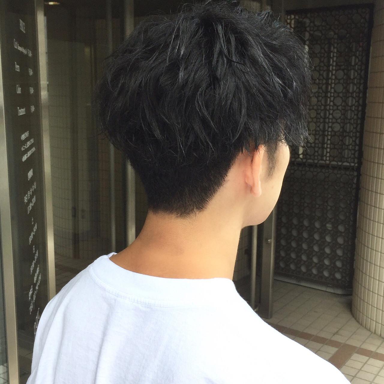 メンズ メンズショート ストリート ショート ヘアスタイルや髪型の写真・画像 | 【ショート&ショートボブはお任せください】淺川聖 / parc sapporo