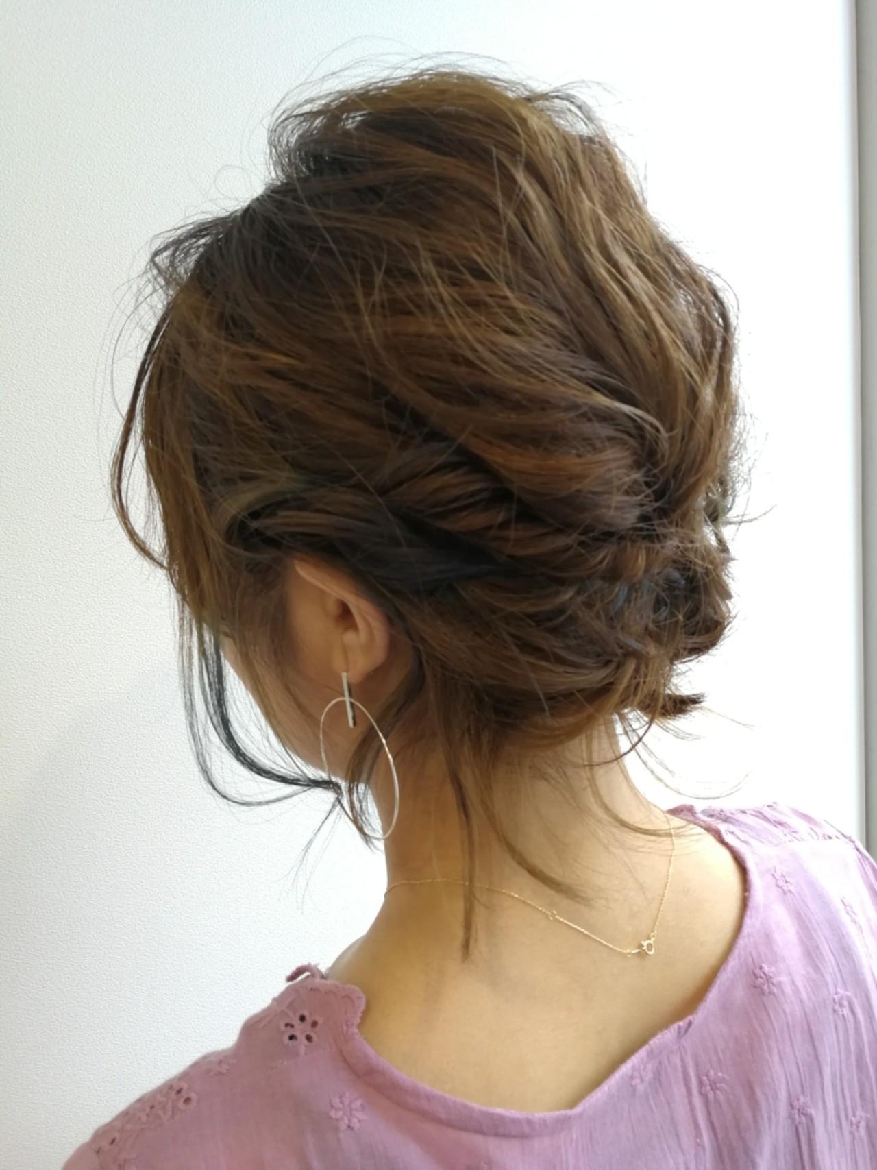 ショート ローライト ハイライト ヘアアレンジ ヘアスタイルや髪型の写真・画像 | Saori Kastuki / holic