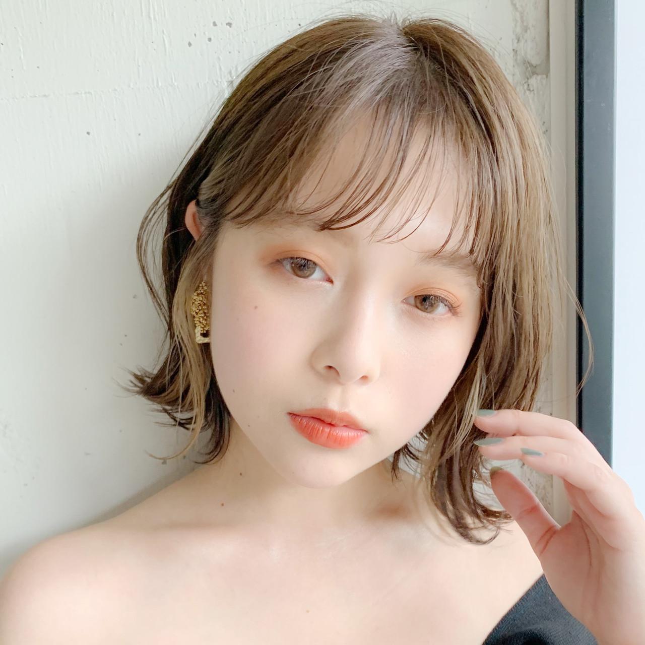ナチュラル パーティ スポーツ デート ヘアスタイルや髪型の写真・画像 | Natsuko Kodama 児玉奈都子 / dydi