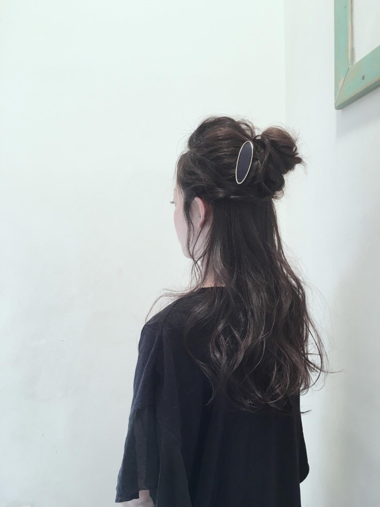 上品 ヘアアレンジ 簡単ヘアアレンジ ショート ヘアスタイルや髪型の写真・画像 | 岩間 健司 / Neolive Louis