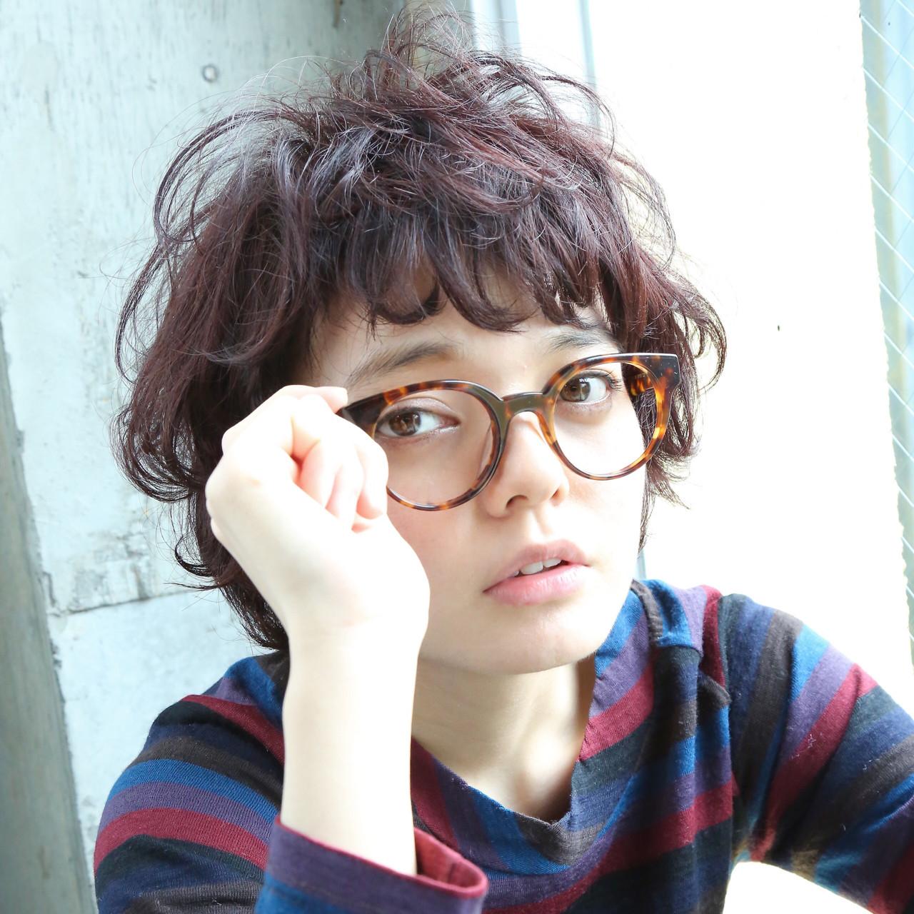 個性を求めて突き進め。「アンチモテヘアスタイル」でなりたい私に。 菊地 武志 / amalo