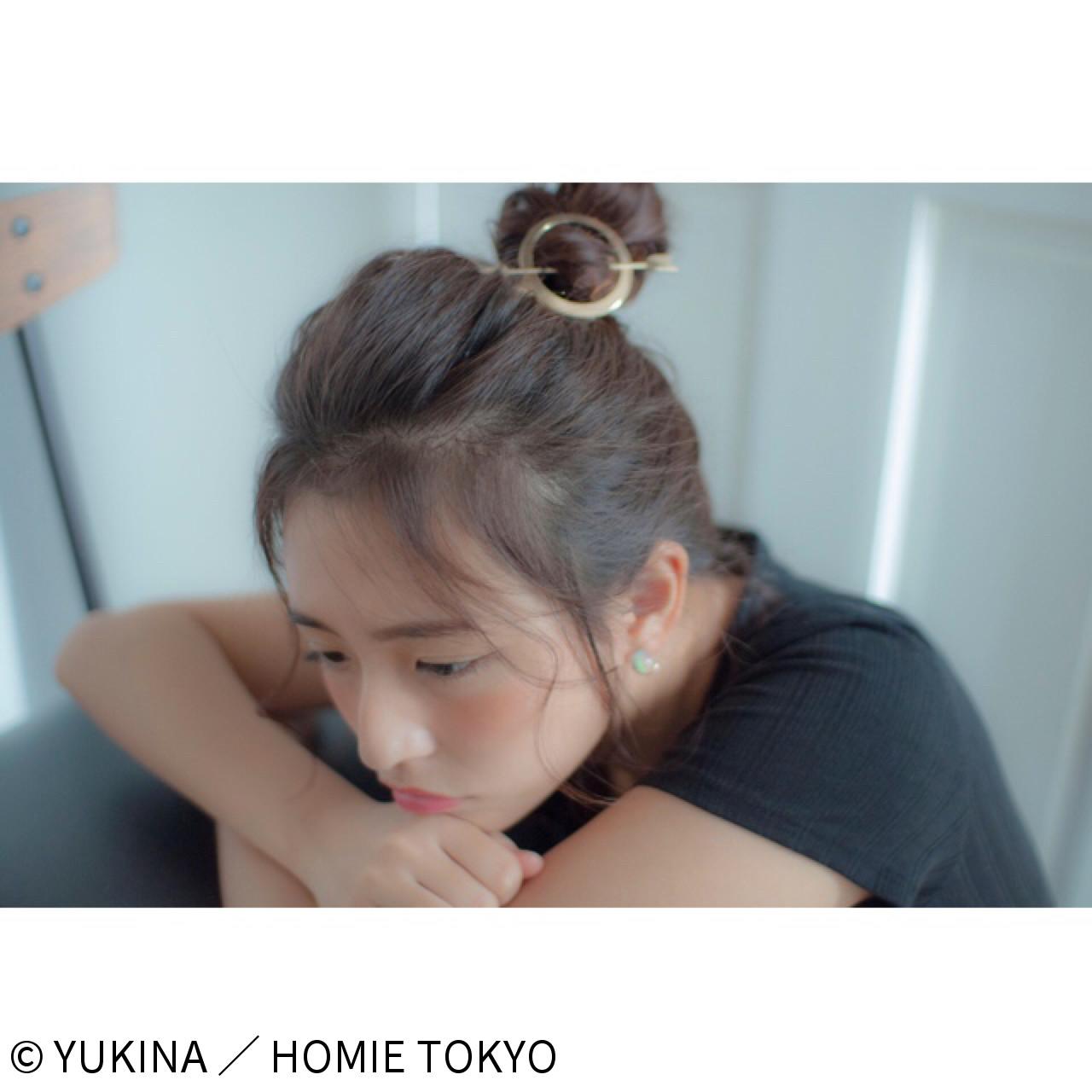 """♡を射抜いて虜にさせる。可愛いをグンッとひきのばす""""アロースティック""""に夢中なの。 YUKINA / HOMIE TOKYO"""