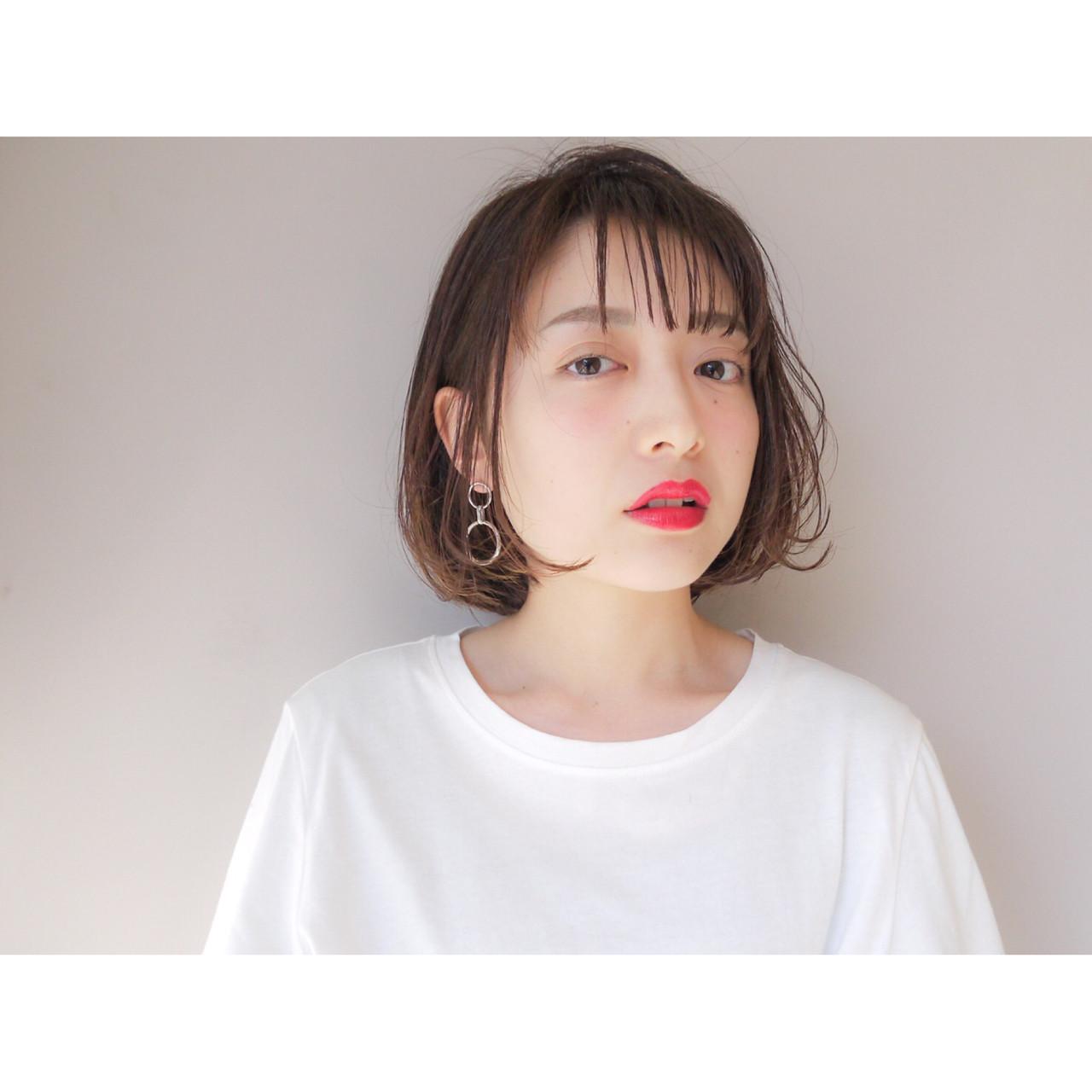 愛され 大人かわいい モテ髪 コンサバ ヘアスタイルや髪型の写真・画像   HIROKI / roijir / roijir