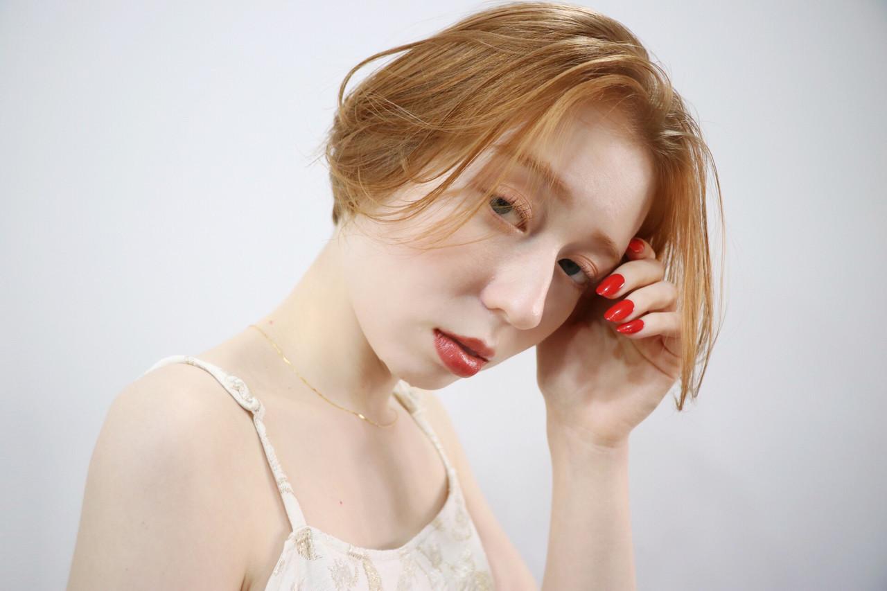 ナチュラル ミニボブ ボブ ベリーショート ヘアスタイルや髪型の写真・画像 | 大矢 哲敬 / ASTAR