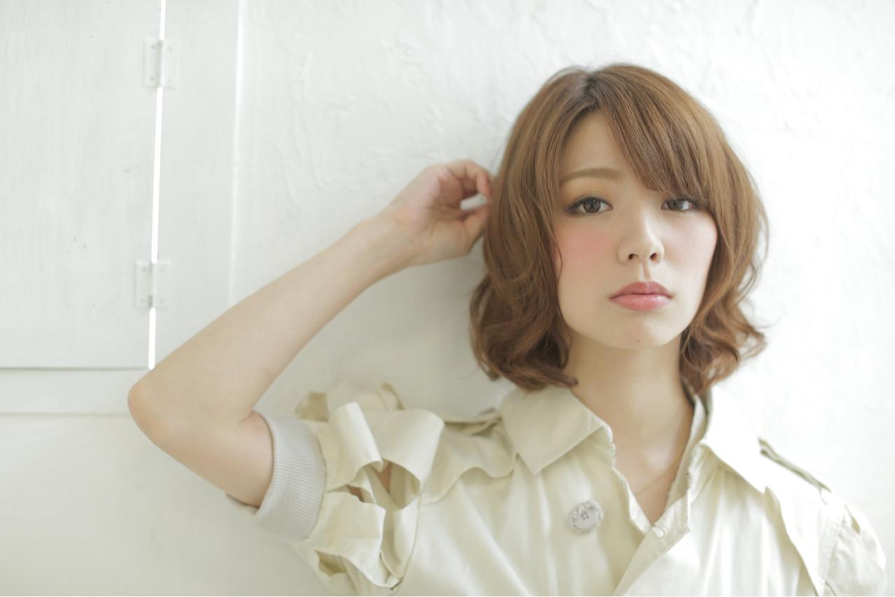 パーマ リラックス デート ナチュラル ヘアスタイルや髪型の写真・画像 | 吉村 崇史 / Hair Salon Lomä(ヘアーサロン ロマ)