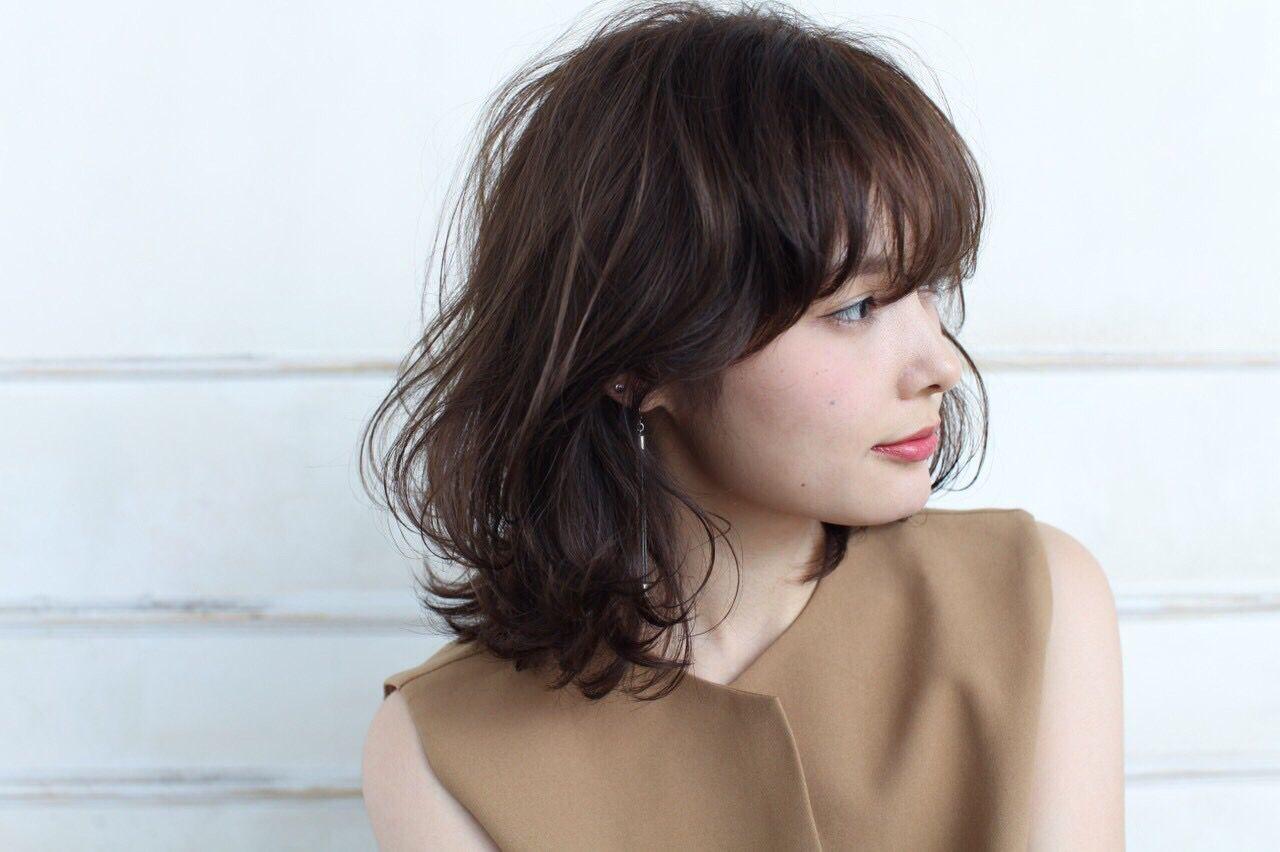 コンサバ 大人かわいい 外国人風 フェミニン ヘアスタイルや髪型の写真・画像   石川 琴允 /