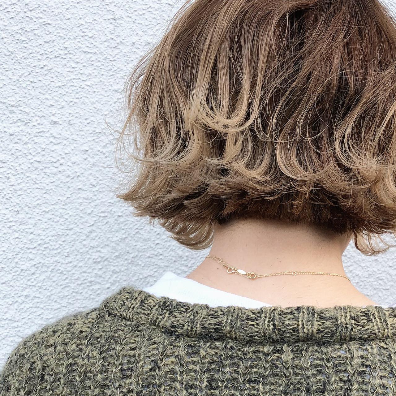 グラデーションカラー デート ナチュラル こなれ感ヘアスタイルや髪型の写真・画像
