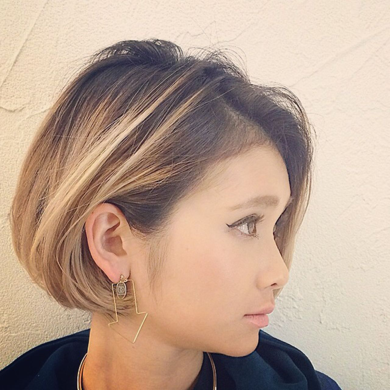ショートカットの魅力UPはグラデーションカラーで!髪色の魔法で変身♡ 高田 ゆみこ / 中目黒C-LOVe