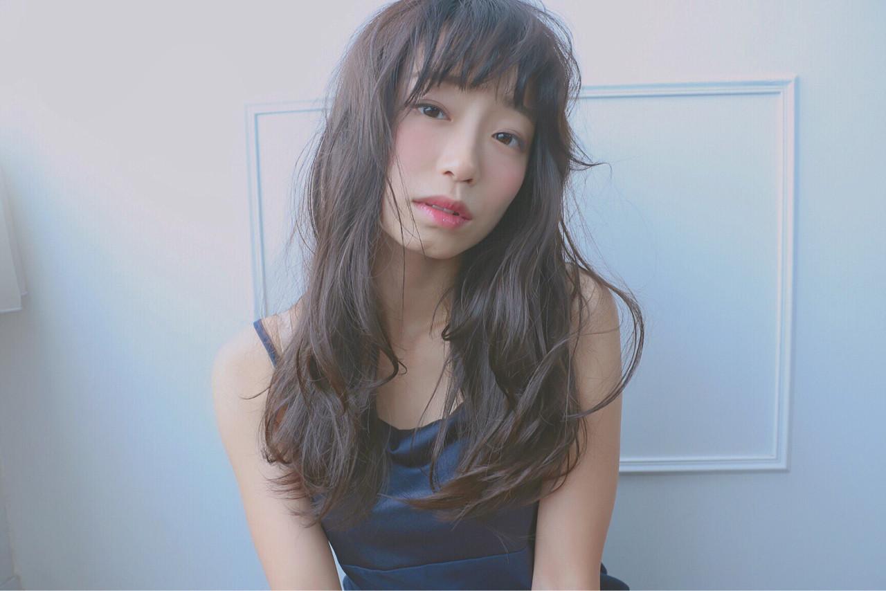 セミロング 外ハネ オフィス こなれ感 ヘアスタイルや髪型の写真・画像 | 犬島麻姫子 / オルチャンヘアスタイルおまかせください