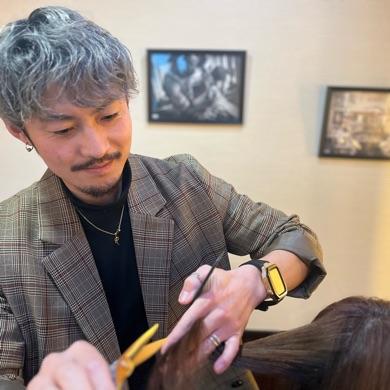 遠藤誠【hair lounge JAPAN】仙台