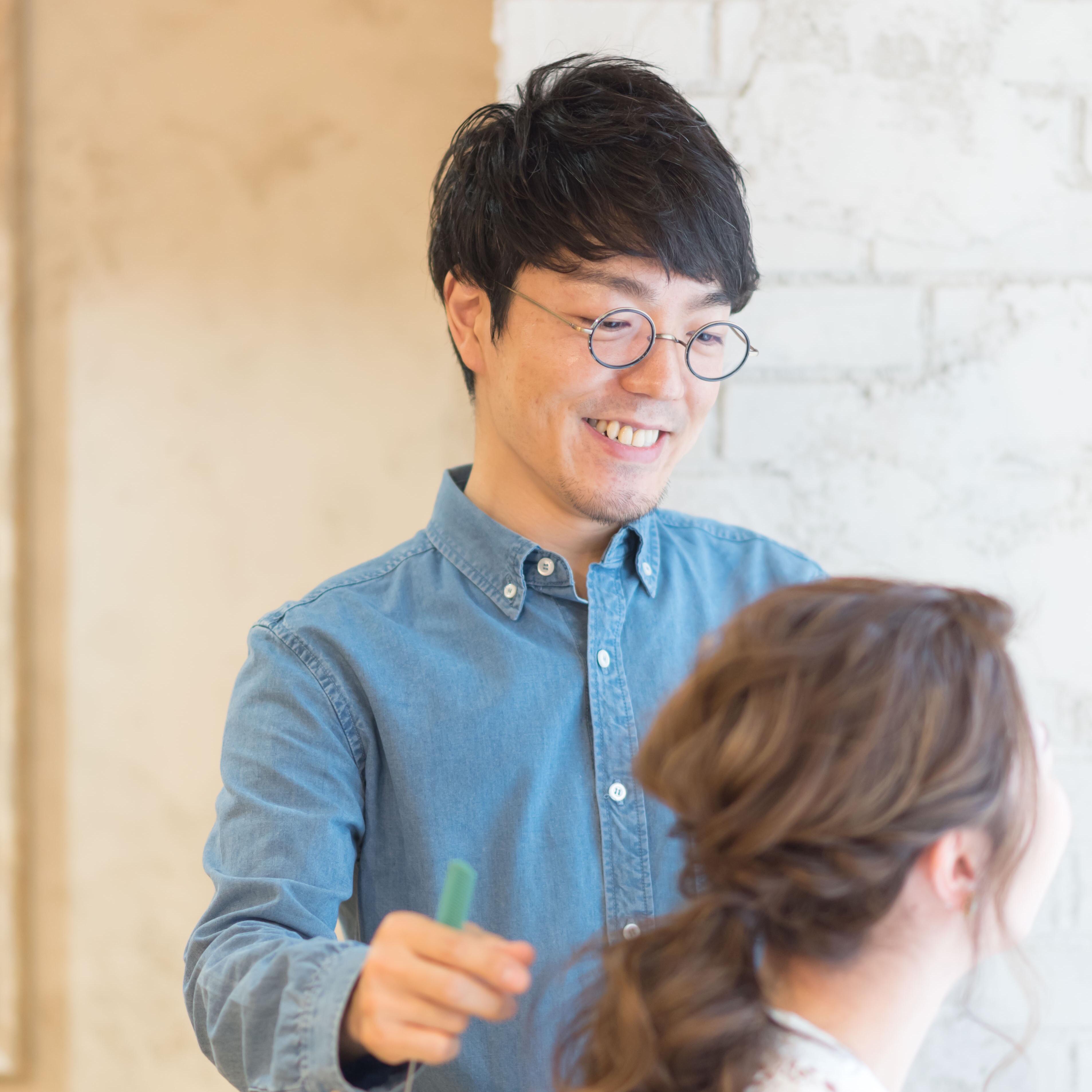 谷本将太 nalu hair