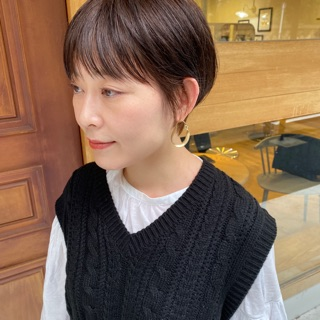 高山 典子 【HAIRPOCKETritta】