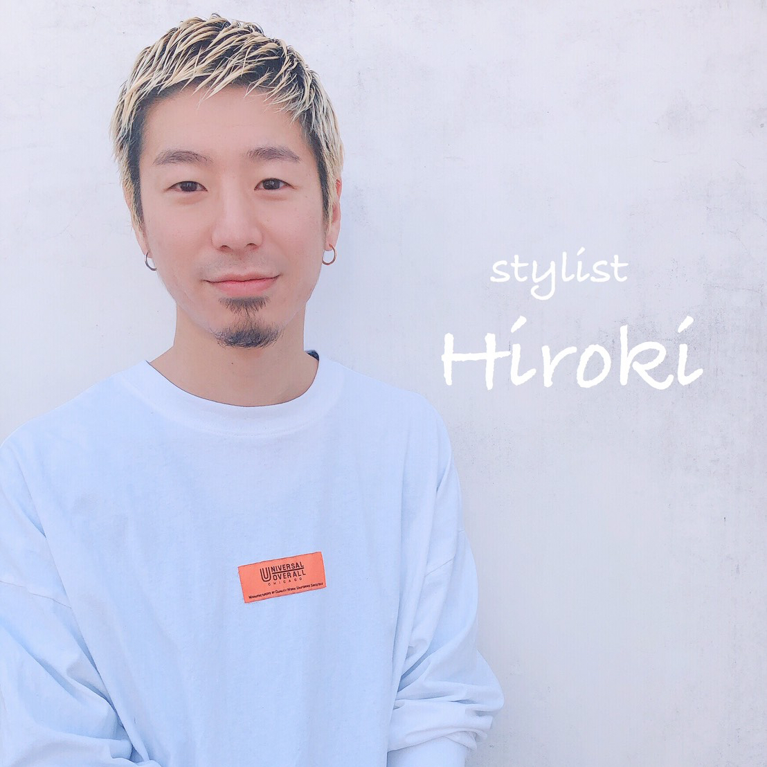 HIROKI / ショート