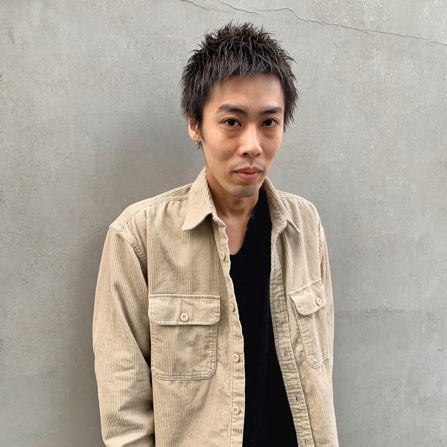 【透明感カラー】Sasaki Takahiro