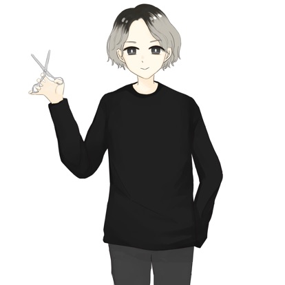 辰井 翼【メンズ特化 マッシュ マッシュウルフ】